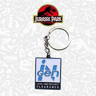 Jurassic Park: Ingen Limited Edition Keyring (online only)