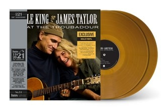 Live at the Troubadour (hmv Exclusive) the 1921 Centenary Edition Gold Vinyl