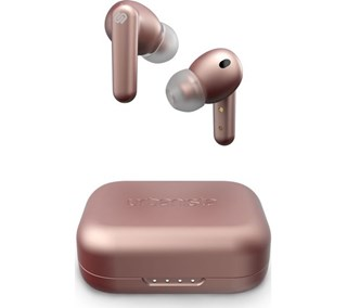 Urbanista London Rose Gold True Wireless Active Noise Cancelling Bluetooth Earphones