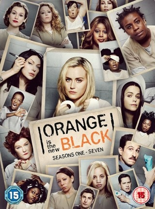 Orange Is the New Black: Complete Collection