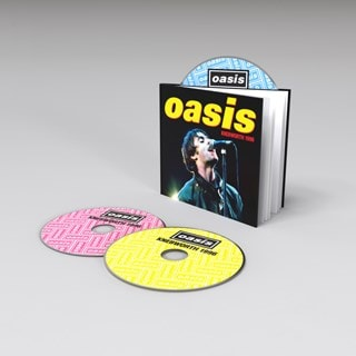 Knebworth 1996 - Deluxe Edition 2CD+DVD