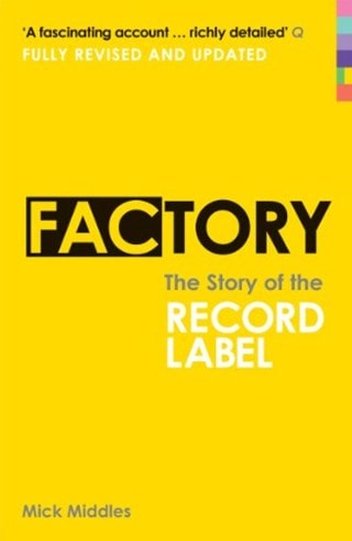 Factory: Story Of The Record Label