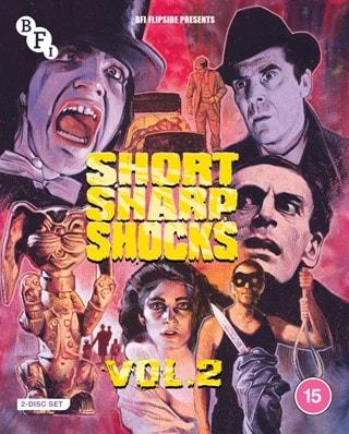 Short Sharp Shocks: Volume 2