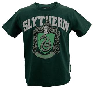 Harry Potter: Slytherin (Kids Tee)