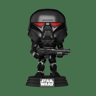 Battle Dark Trooper (466): Mandalorian: Star Wars Pop Vinyl