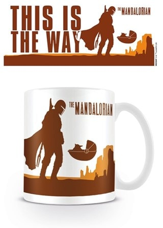 Mug: Star Wars: The Mandalorian: This Is The Way