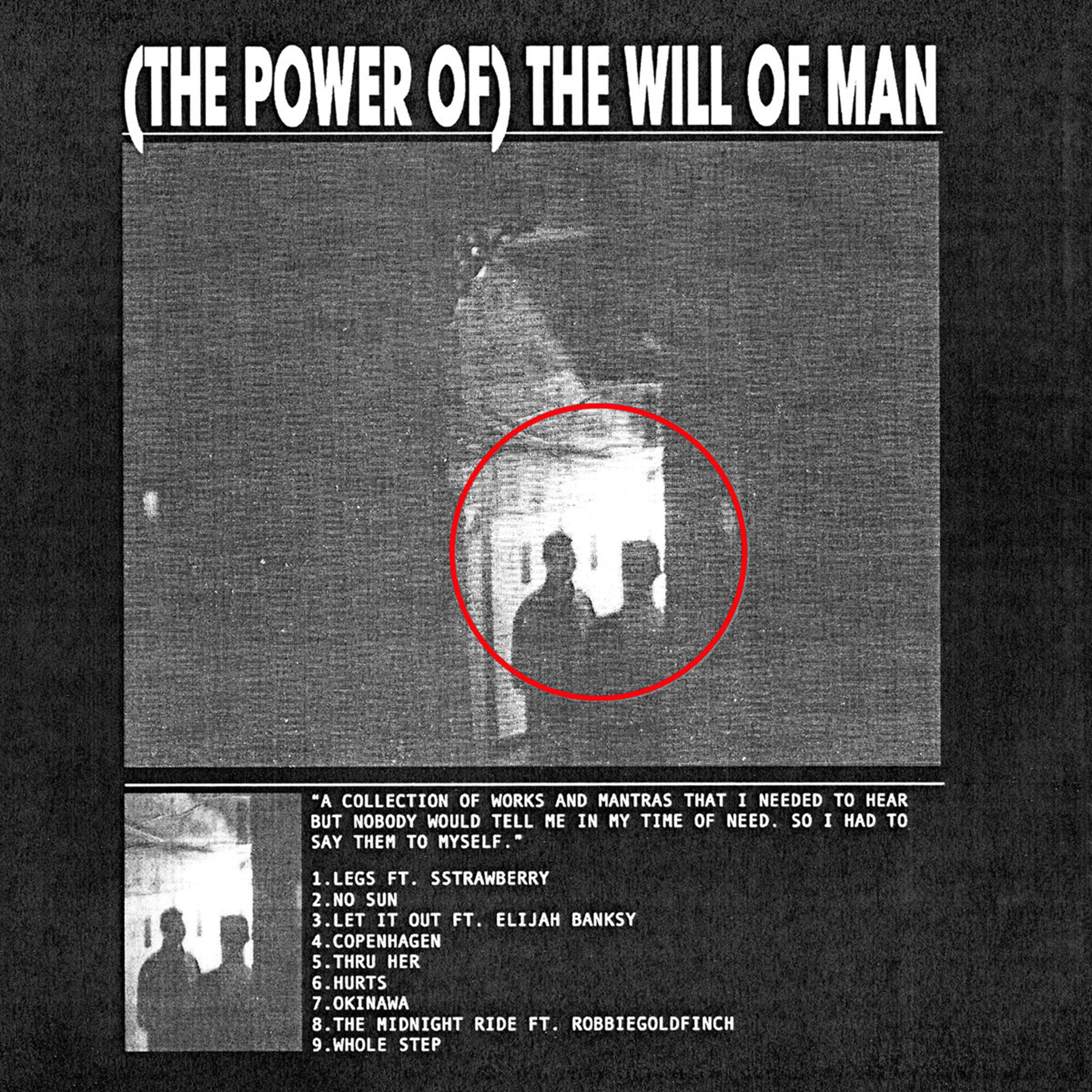 (The Power Of) the Will of Man - 1