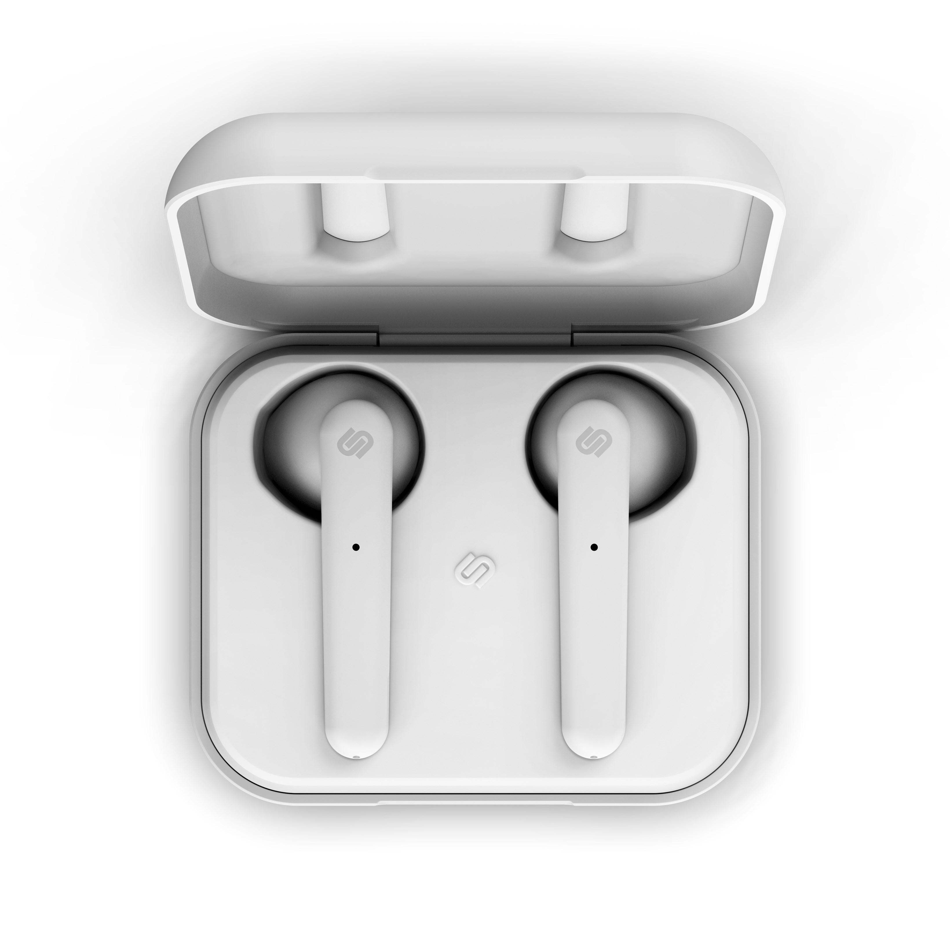 Urbanista Stockholm Fluffy Cloud (White) True Wireless Bluetooth Earphones - 2