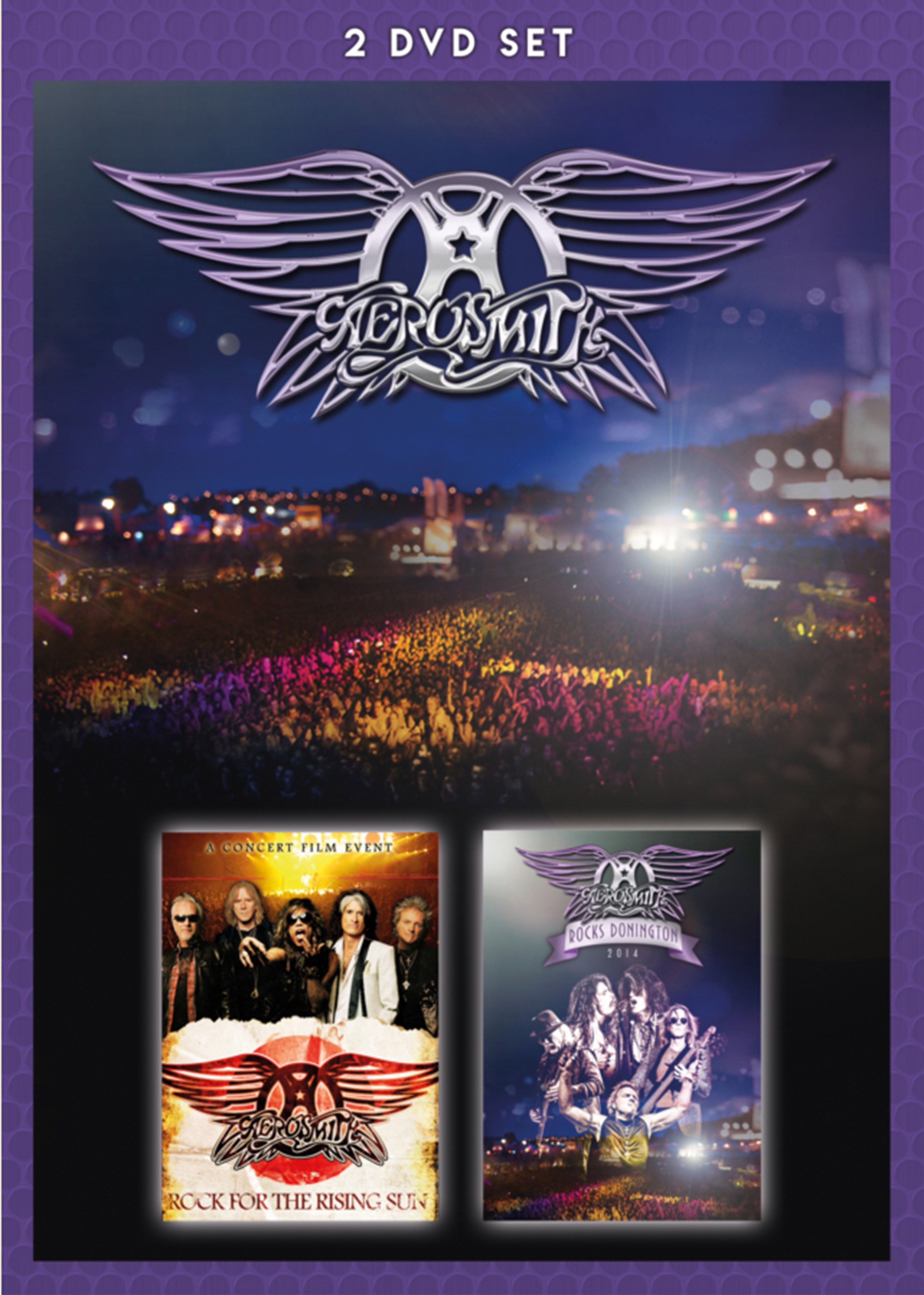 Aerosmith Rocks Donington/Aerosmith: Rock for the Rising Sun - 1