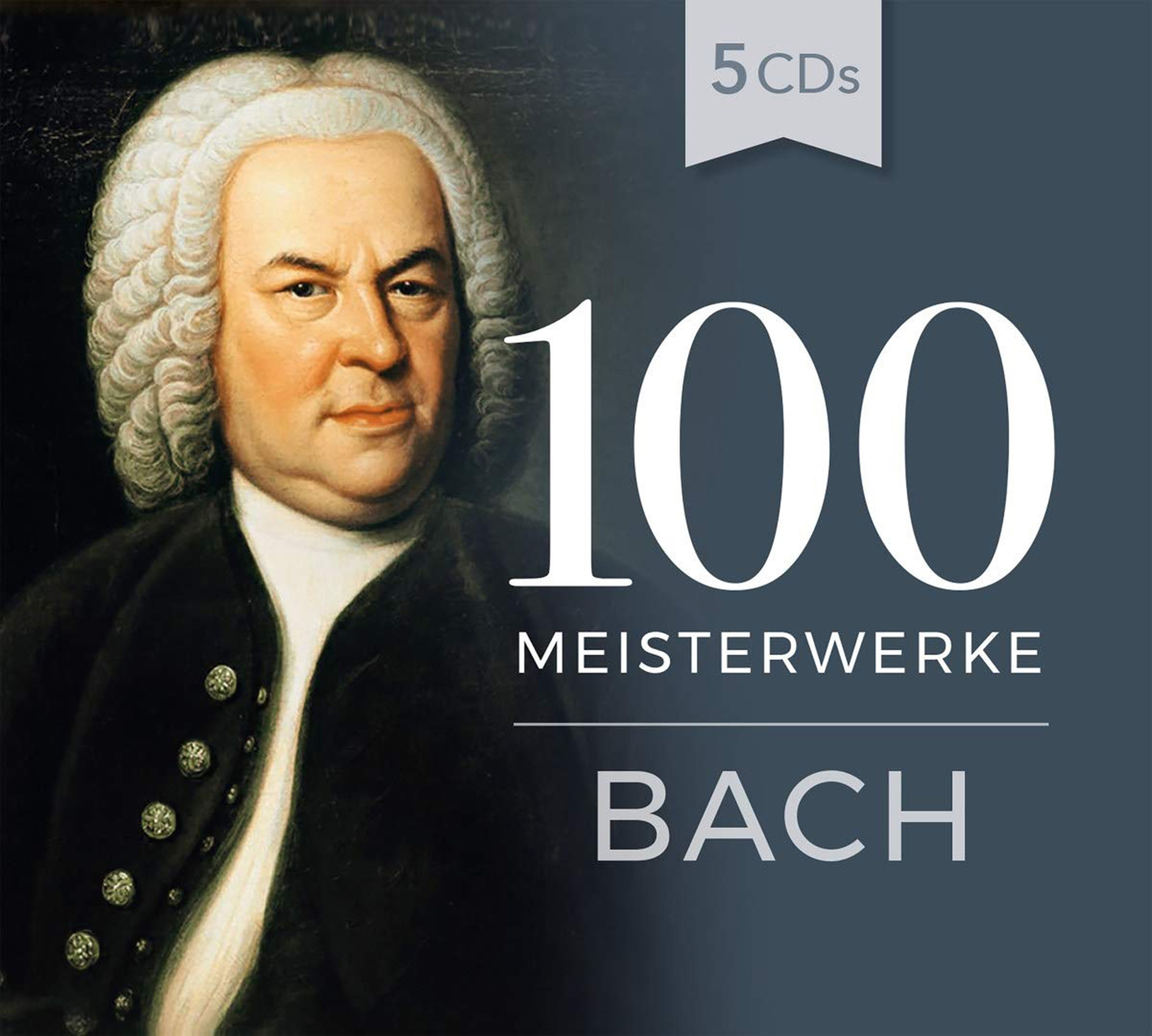 100 Meisterwerke Bach - 1