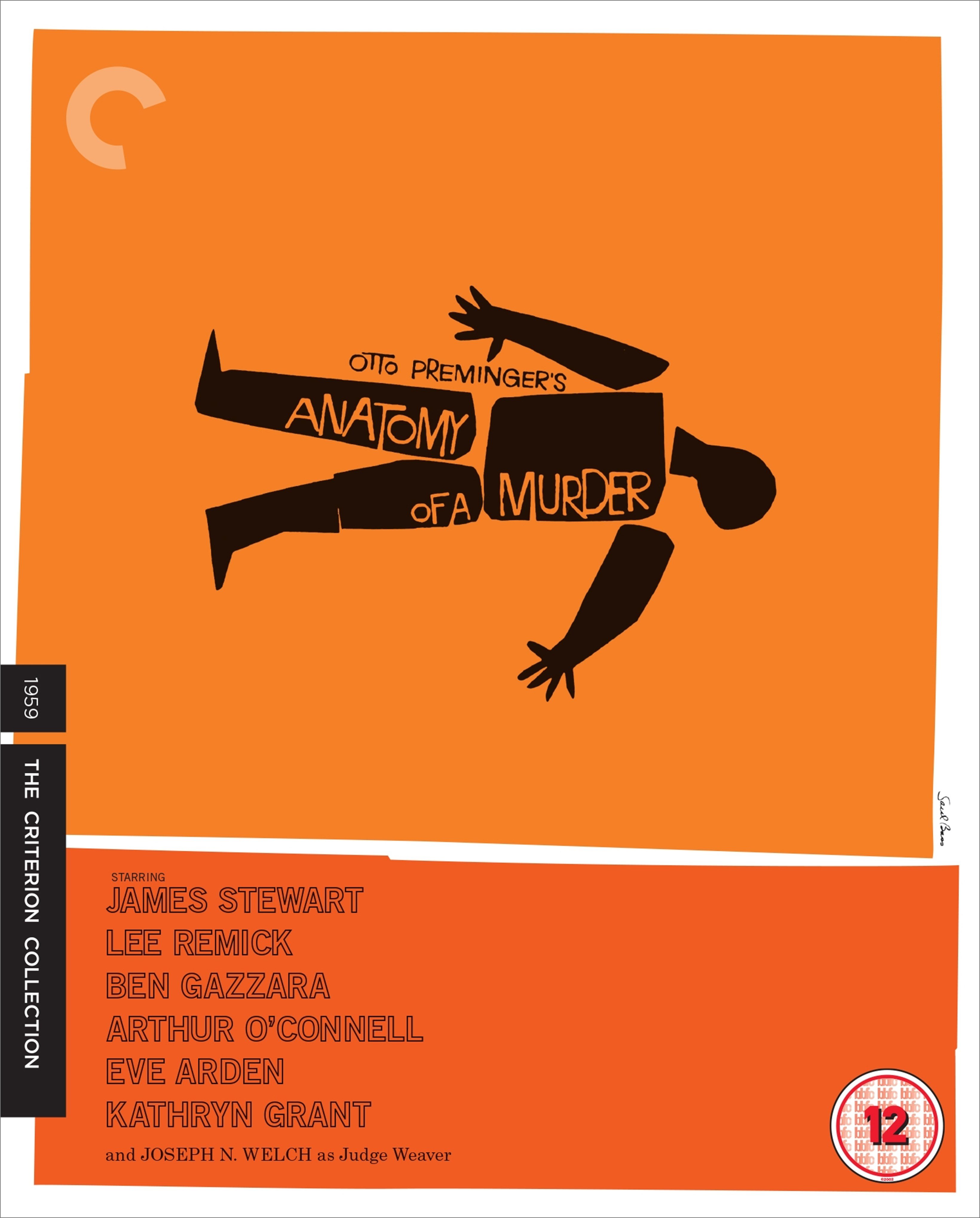 Anatomy of a Murder - The Criterion Collection - 1