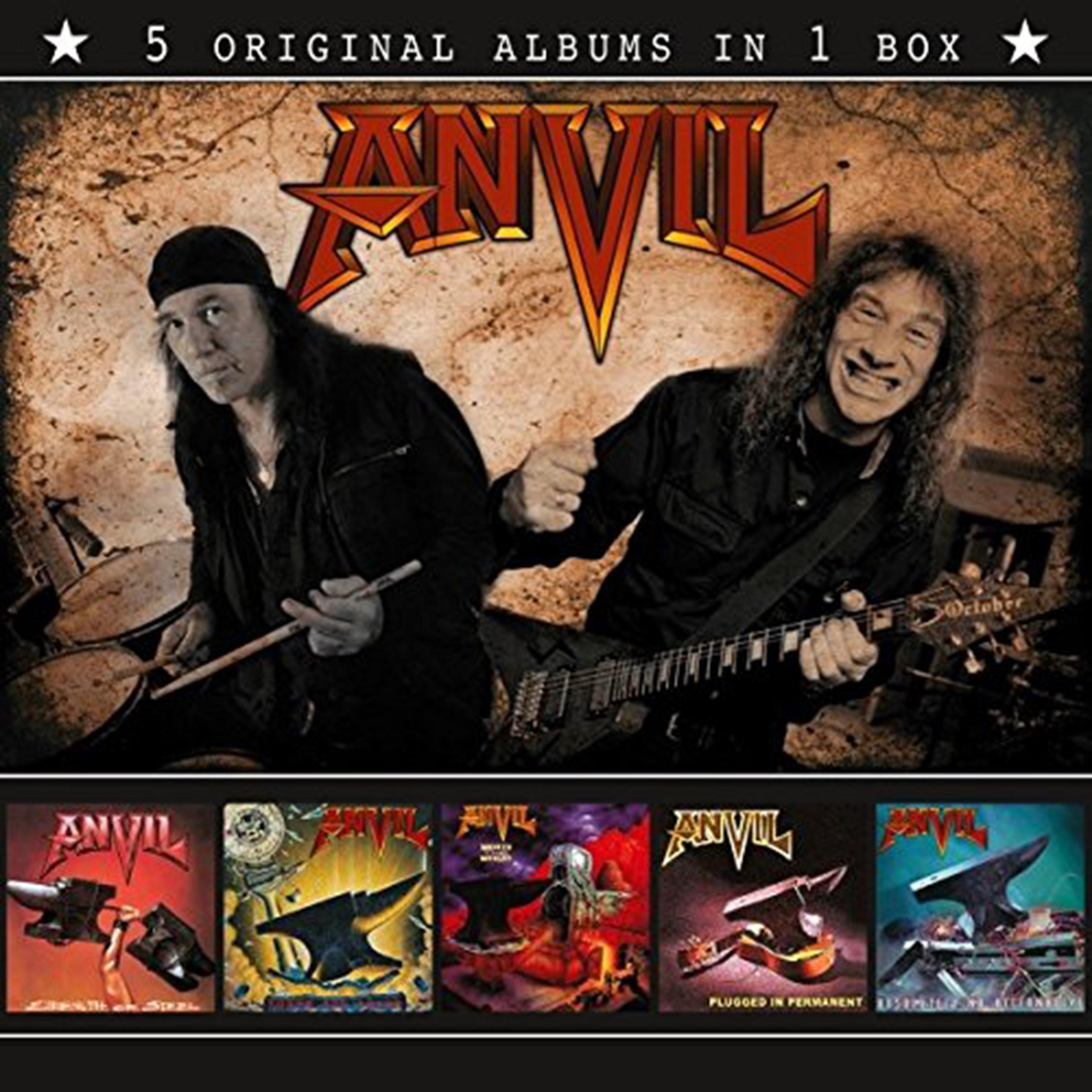 5 Original Albums in 1 Box - 1