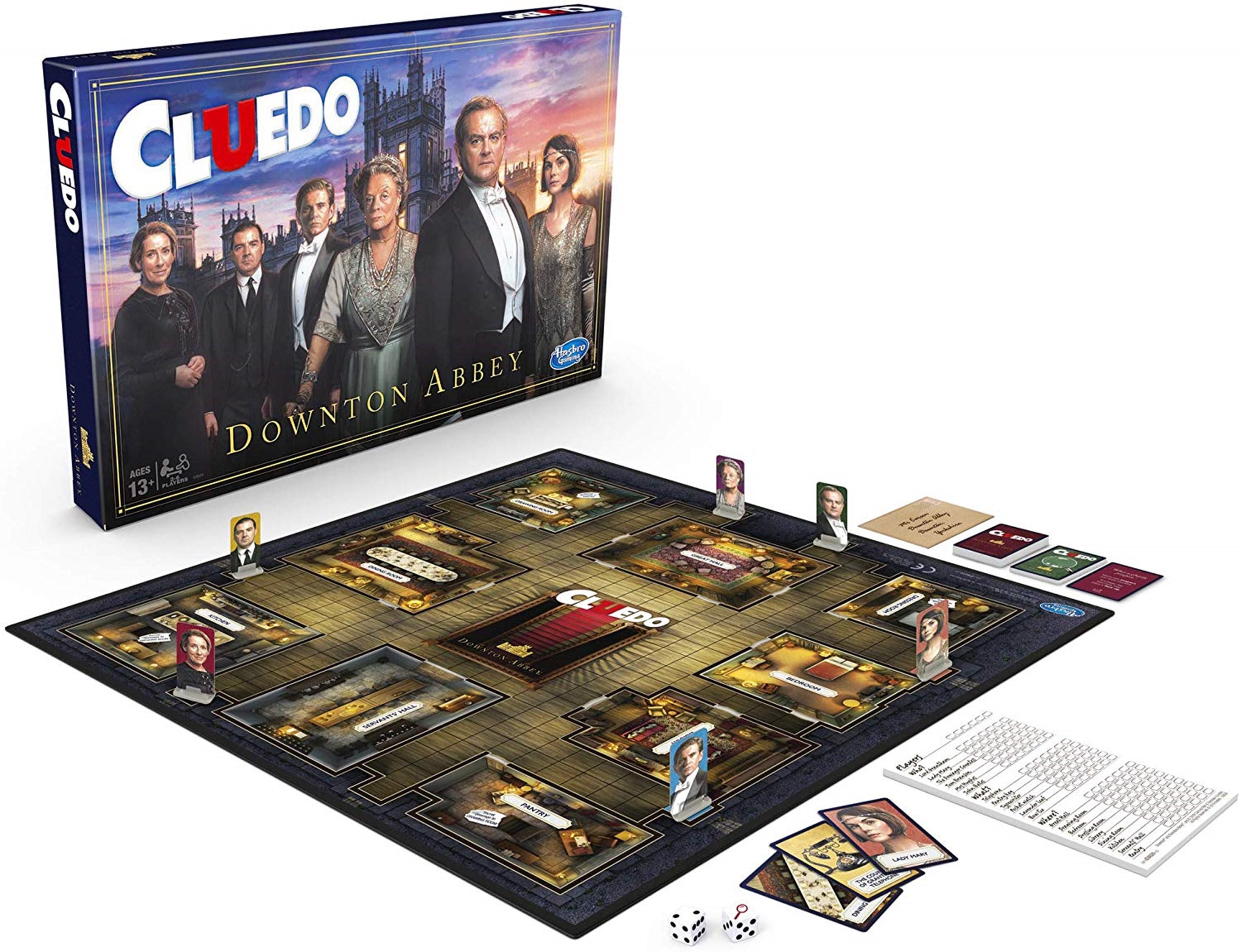 Cluedo: Downton Abbey Edition - 2
