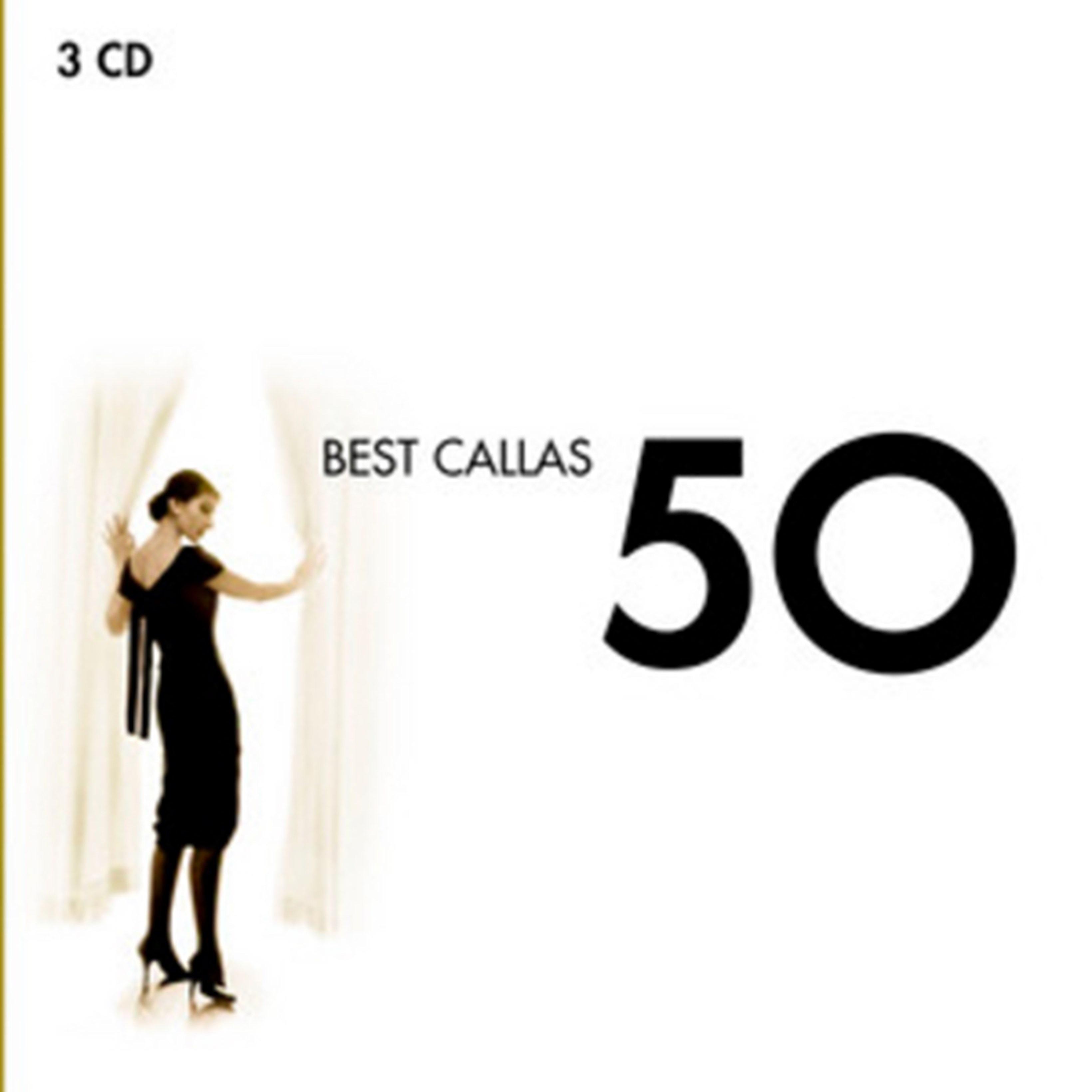 50 Best Callas Classics - 1