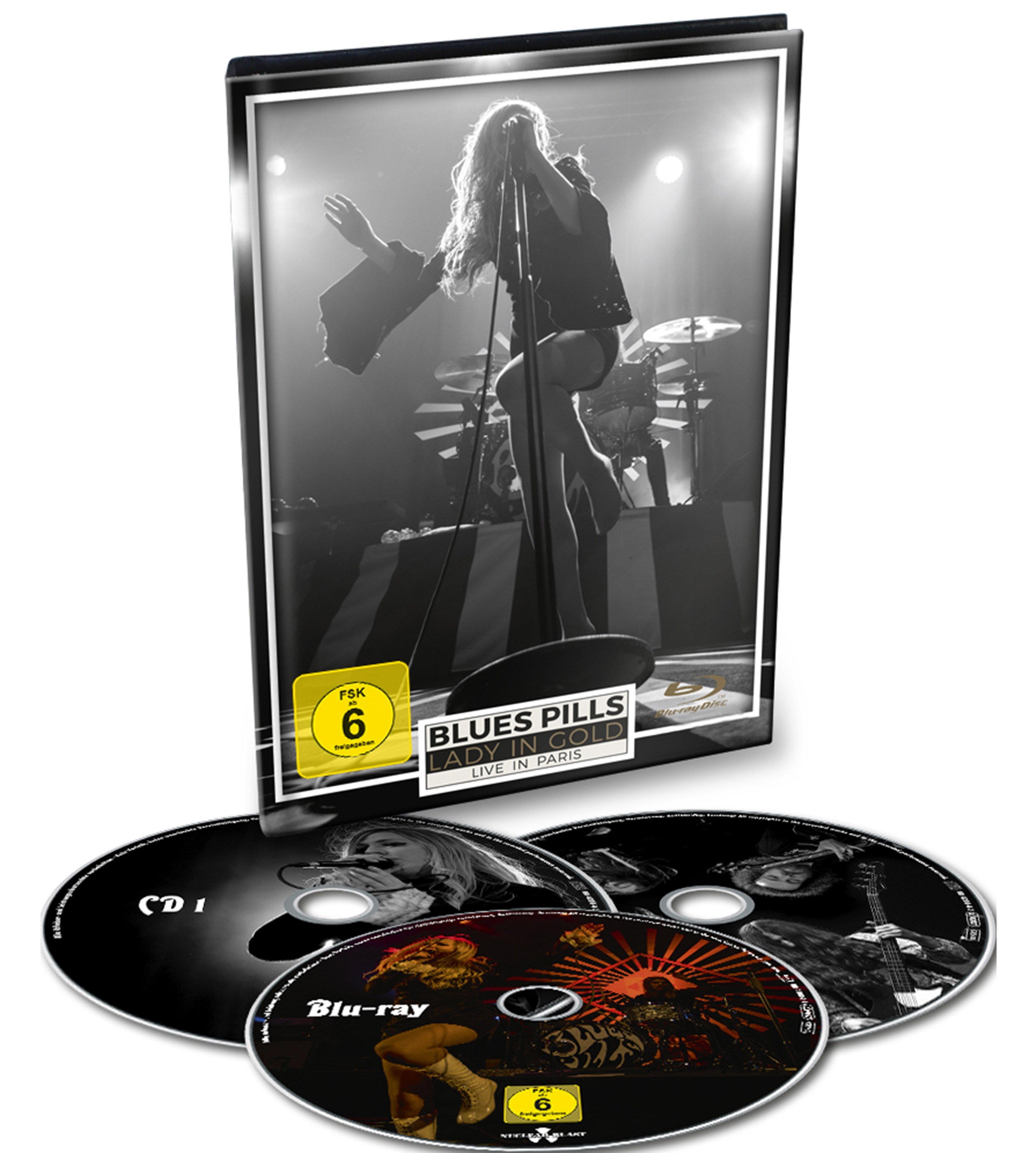 Blues Pills: Lady in Gold - Live in Paris - 1