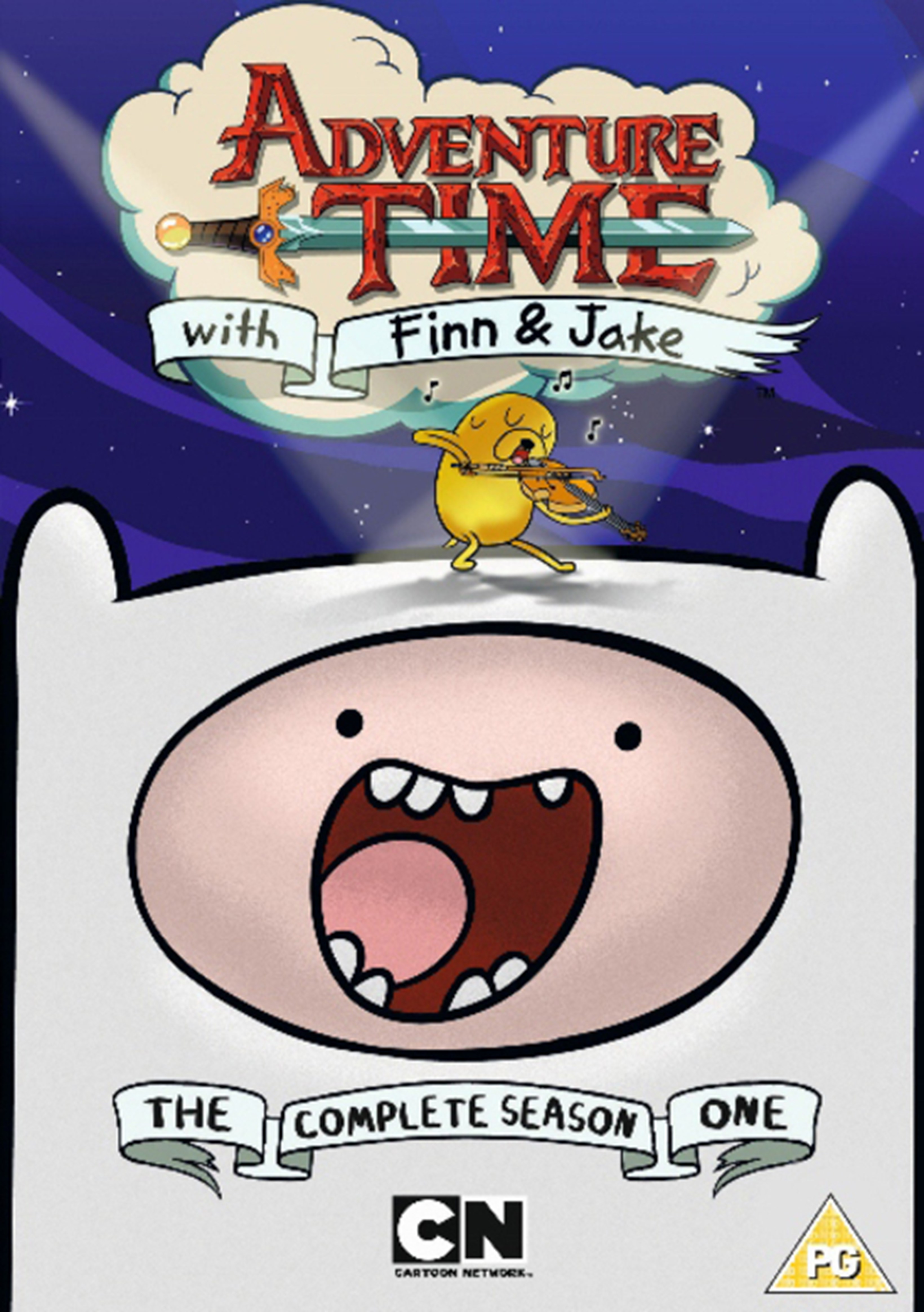 Adventure Time: The Complete First Season - 1