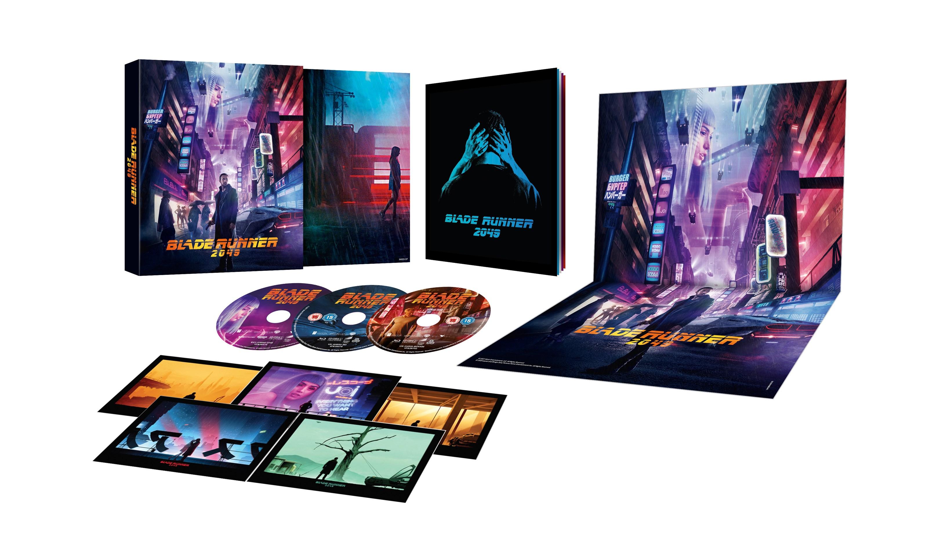 Blade Runner 2049 (hmv Exclusive) - 3