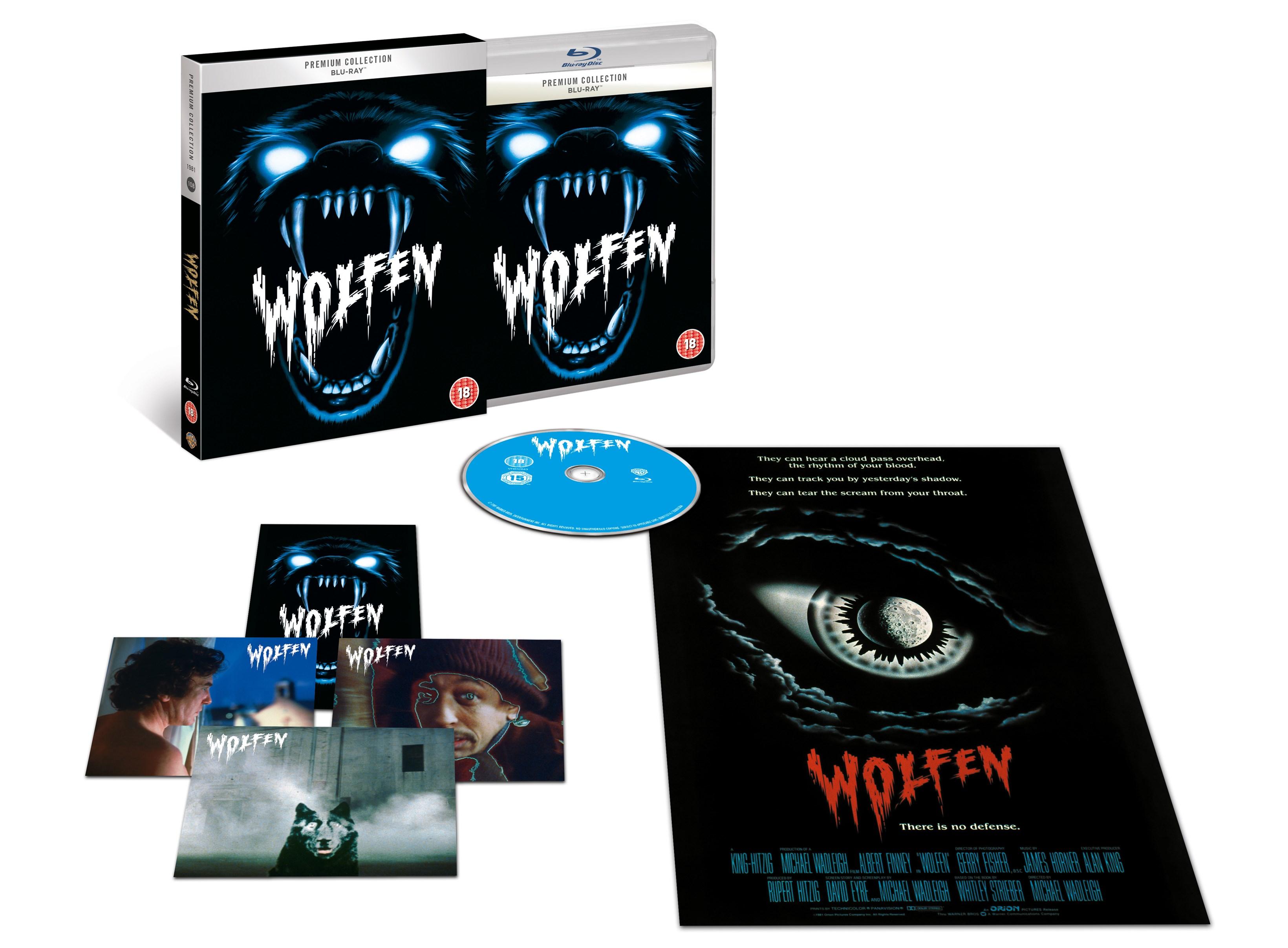 Wolfen (hmv Exclusive) - The Premium Collection - 3