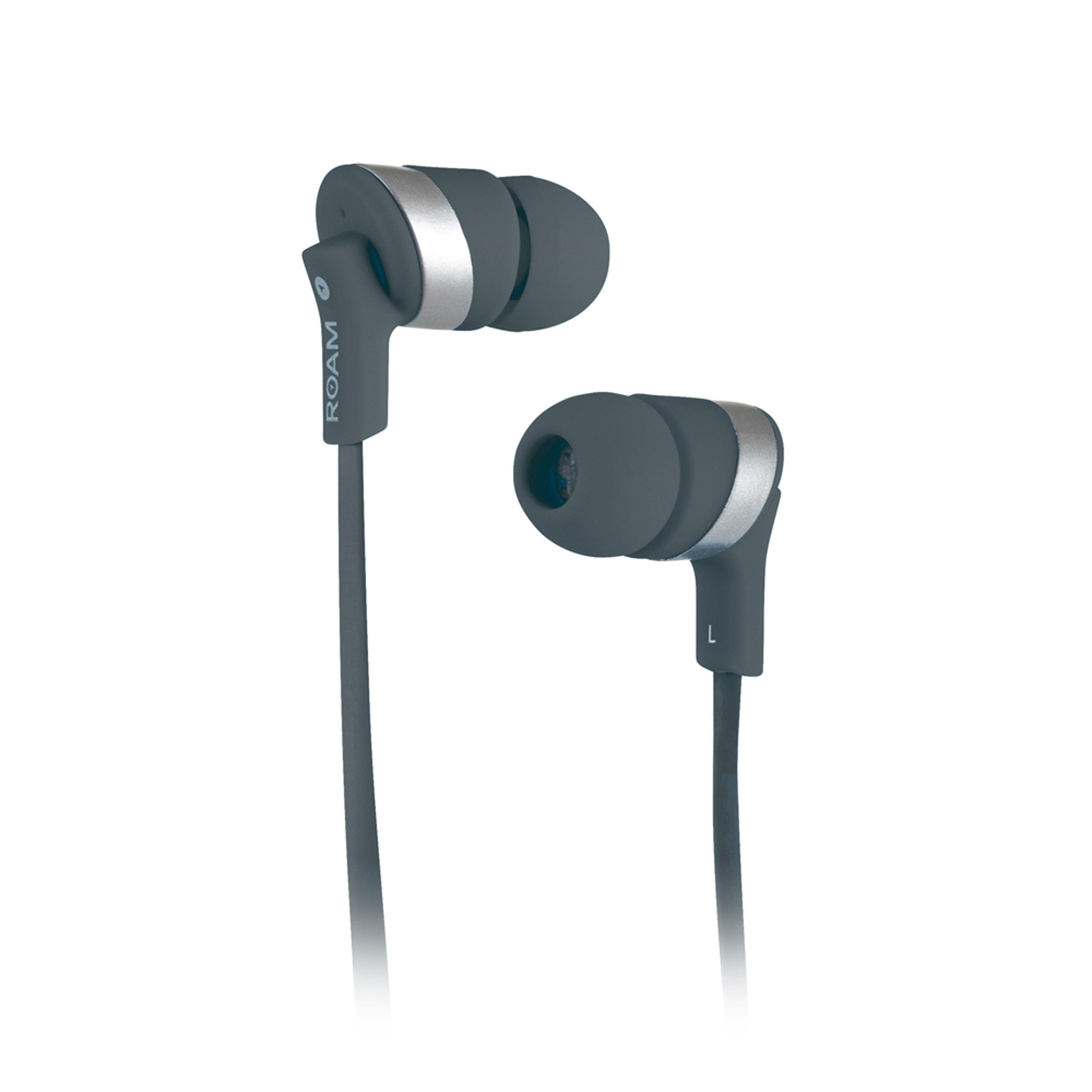 Roam Colours Black Bluetooth Earphones (hmv Exclusive) - 1