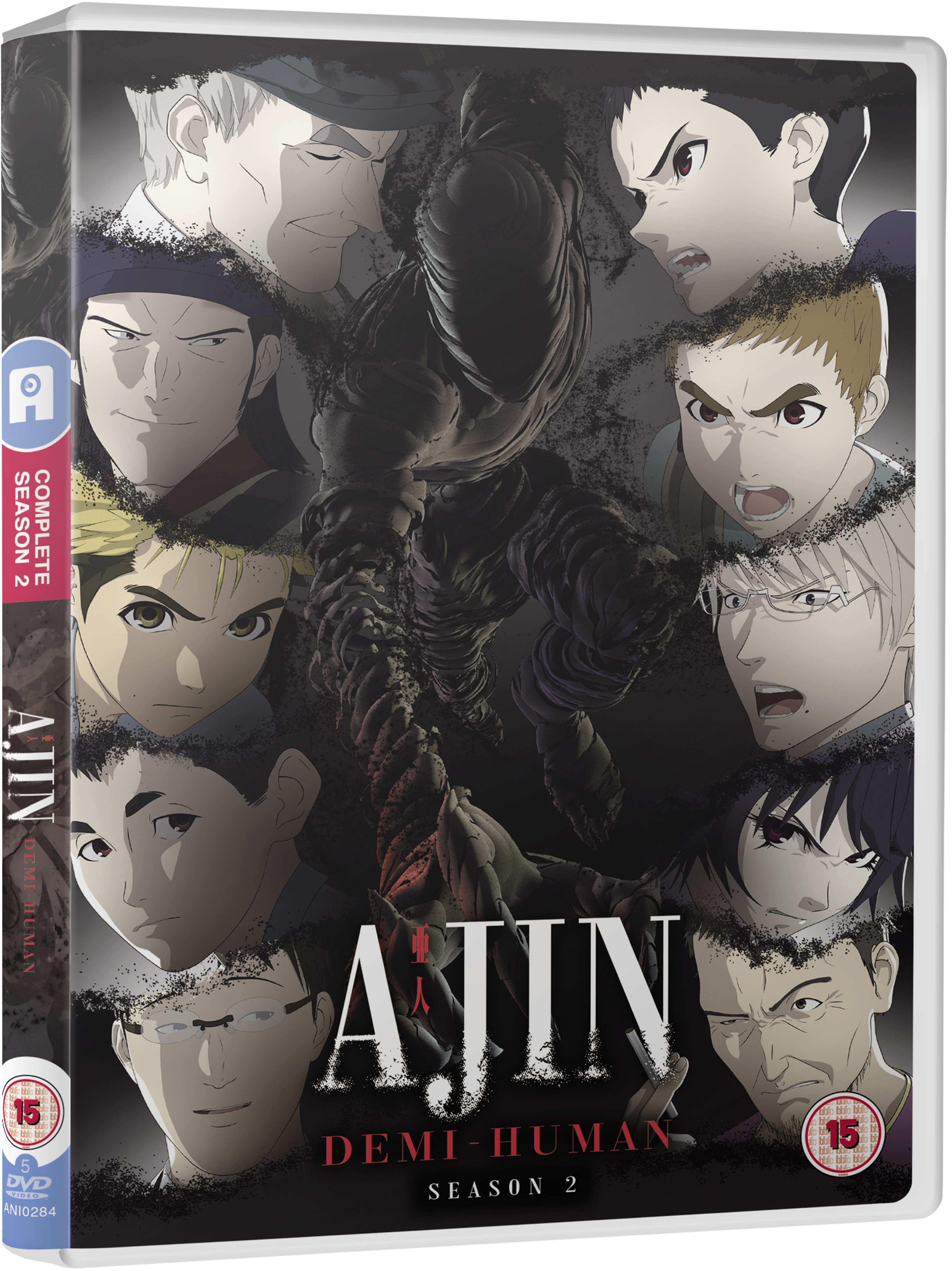 Ajin: Demi-human - Season 2 - 1