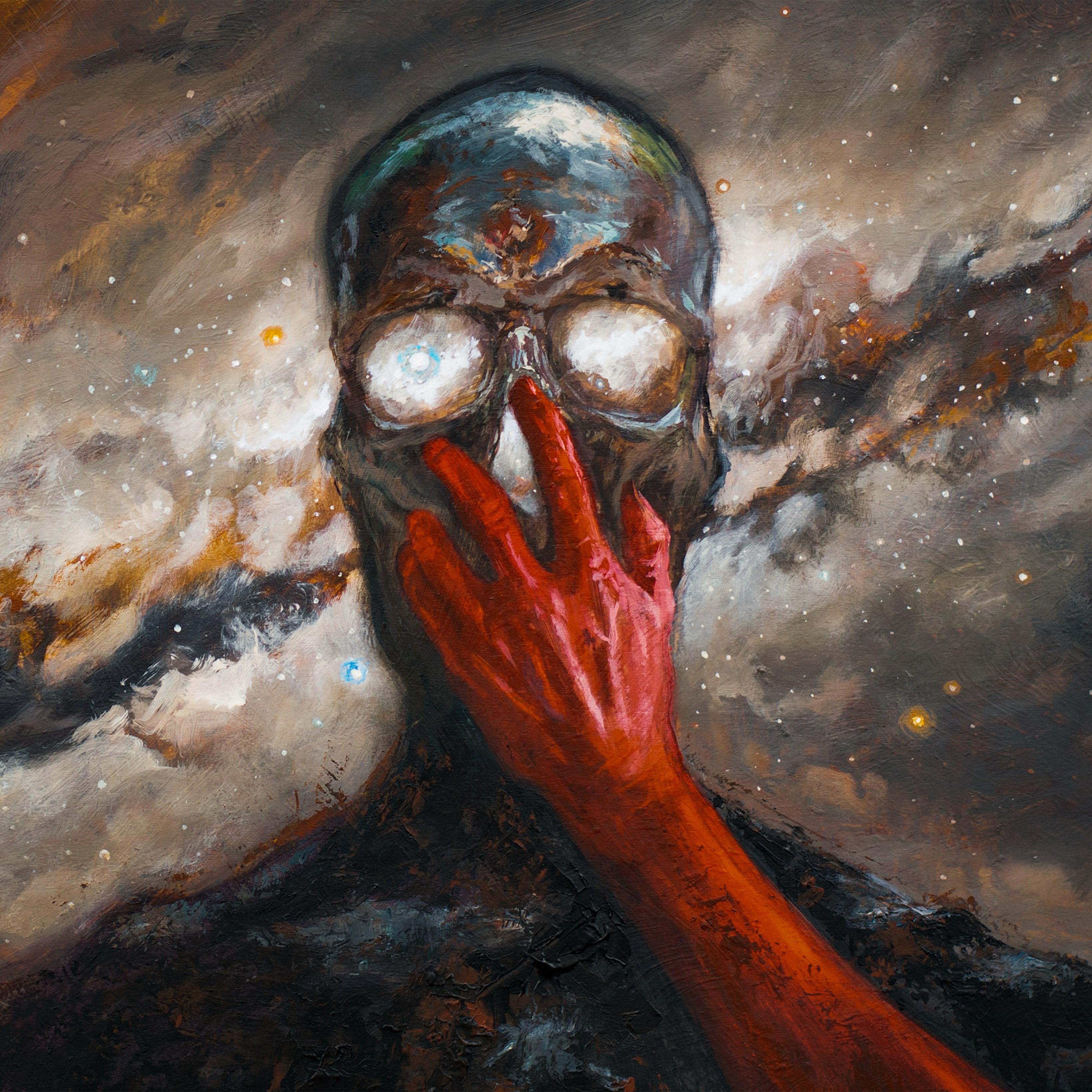 Bury Tomorrow - Cannibal - CD & Satan's Hollow, Manchester Event Entry - 1