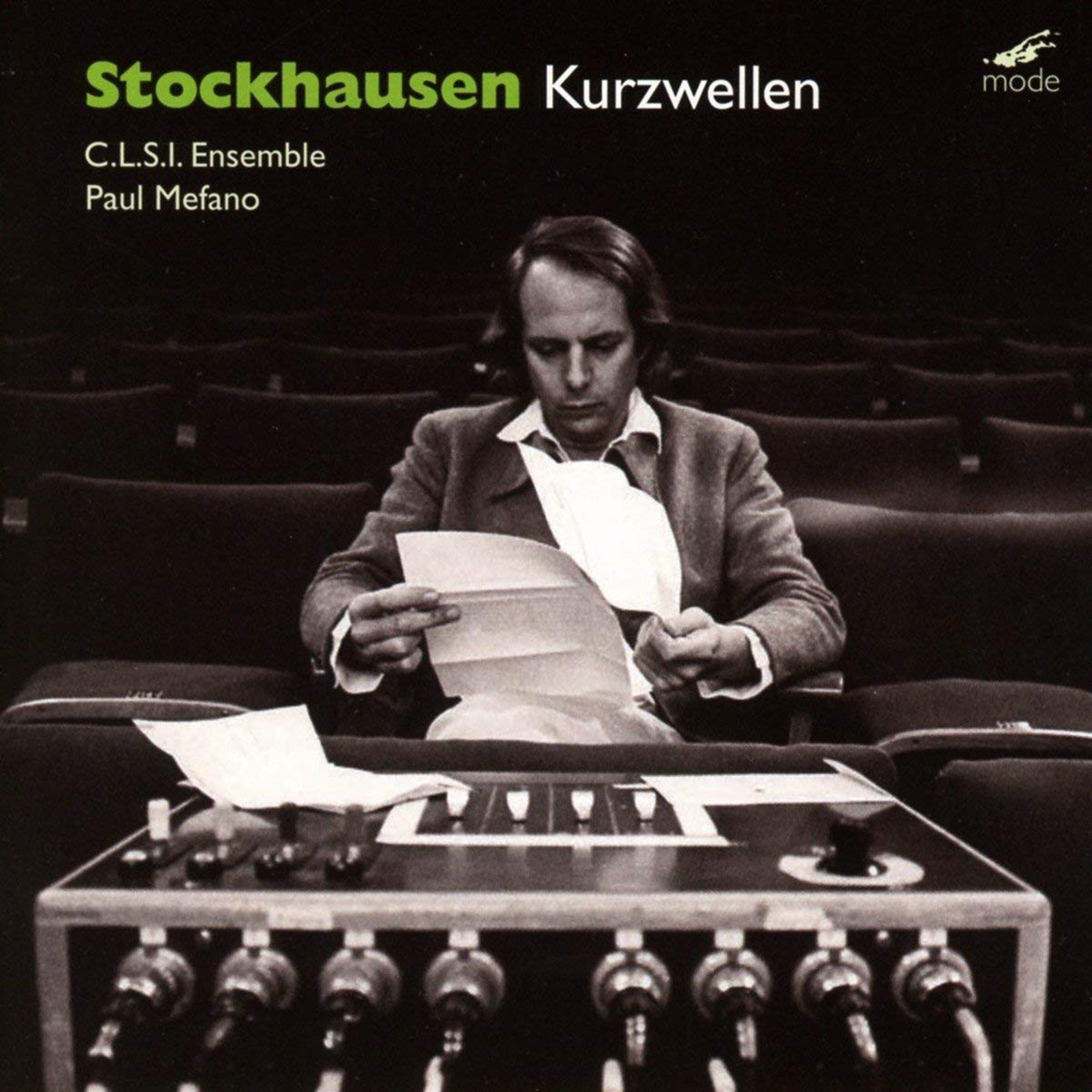 Stockhausen: Kurzwellen - 1