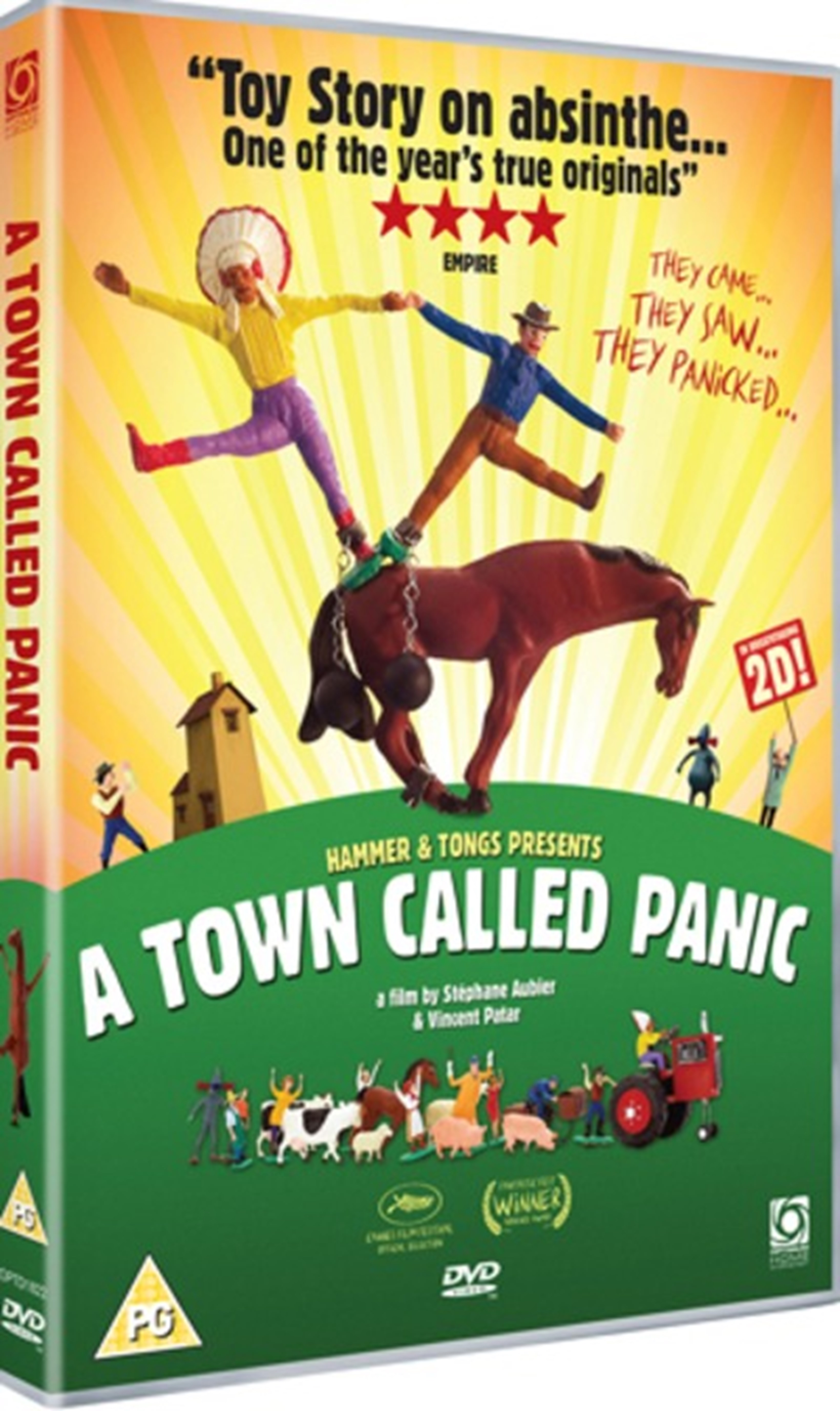 A Town Called Panic - 1