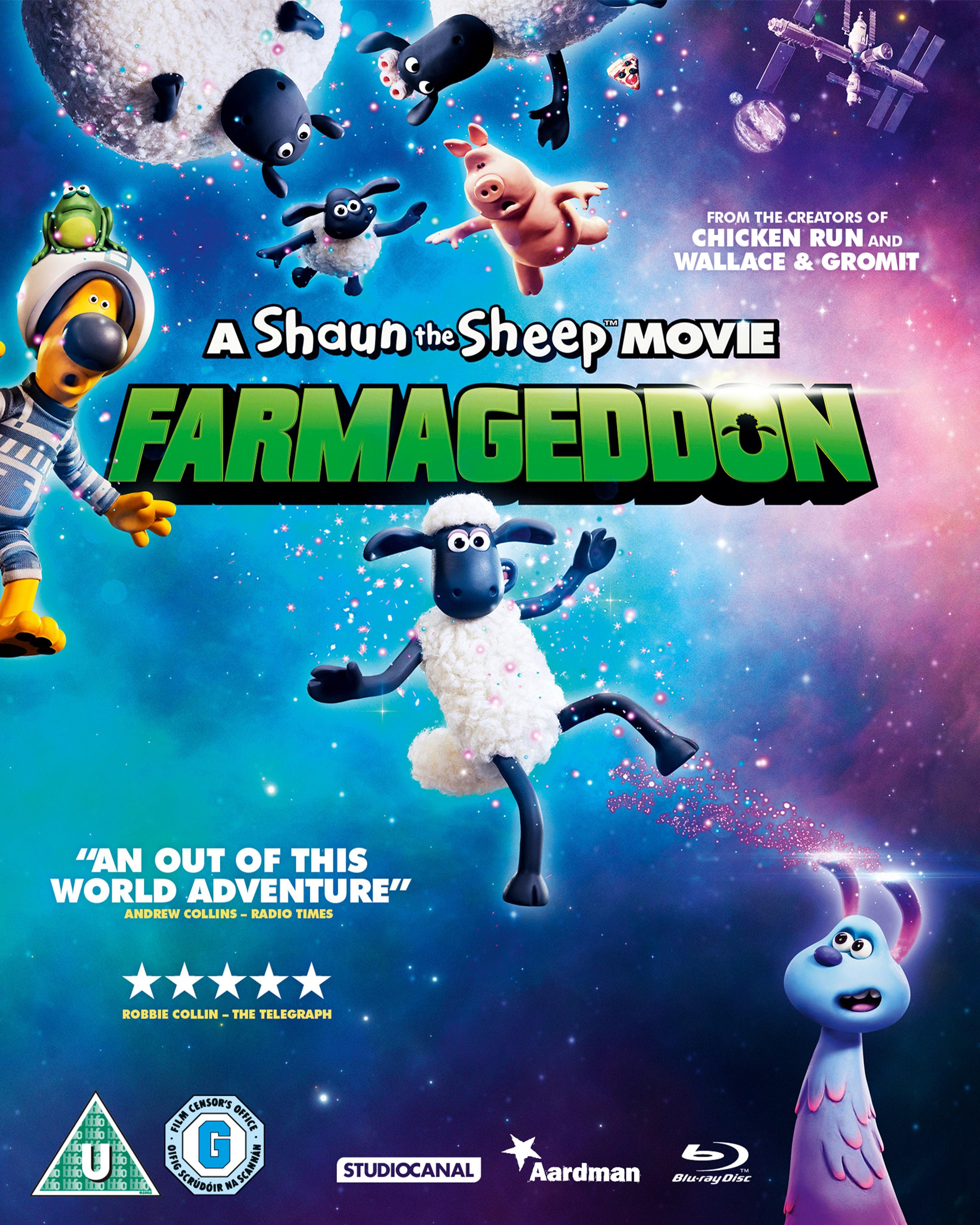 A Shaun the Sheep Movie - Farmageddon - 1