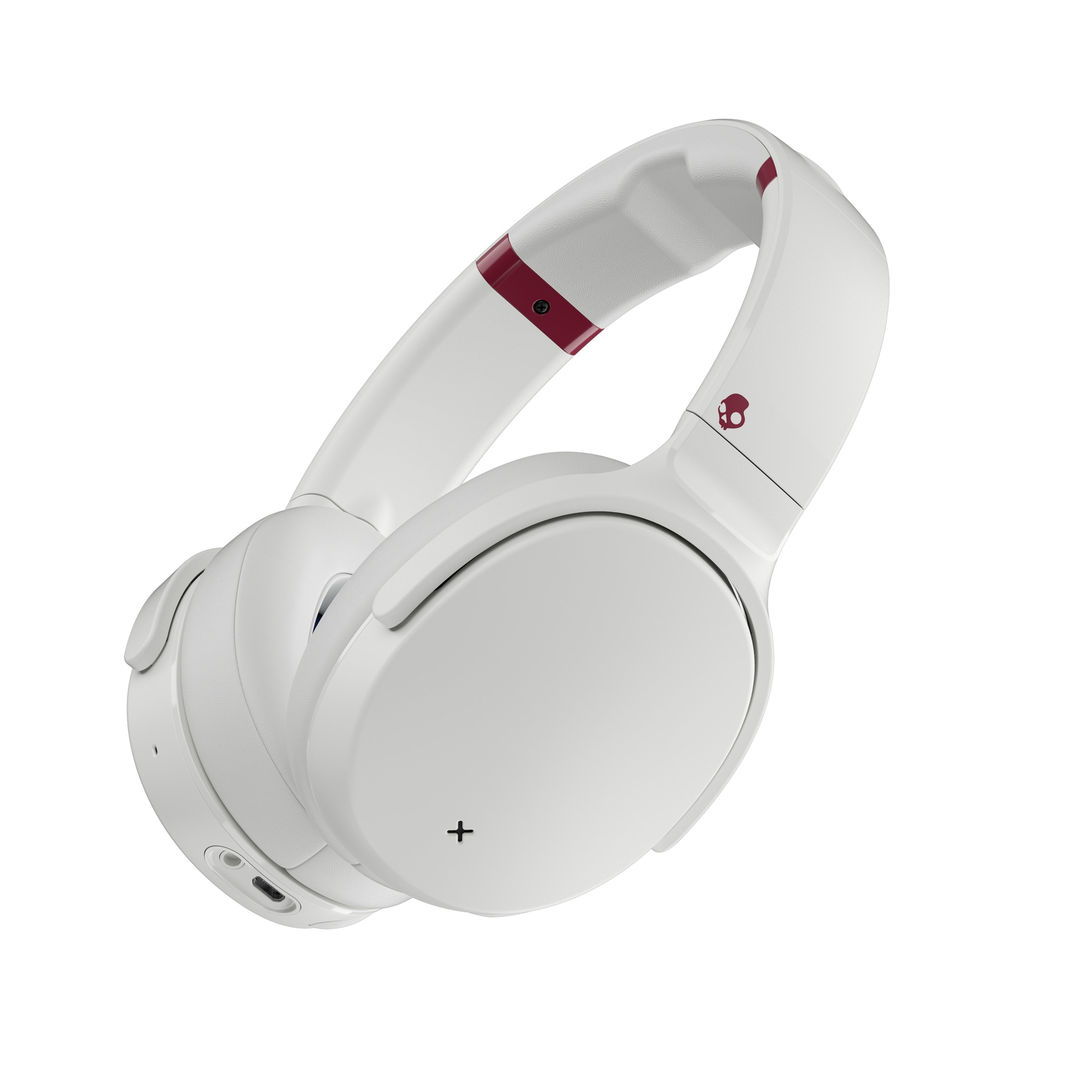 Skullcandy Venue Vice/Grey/Crimson Active Noise Cancelling Bluetooth Headphones - 2