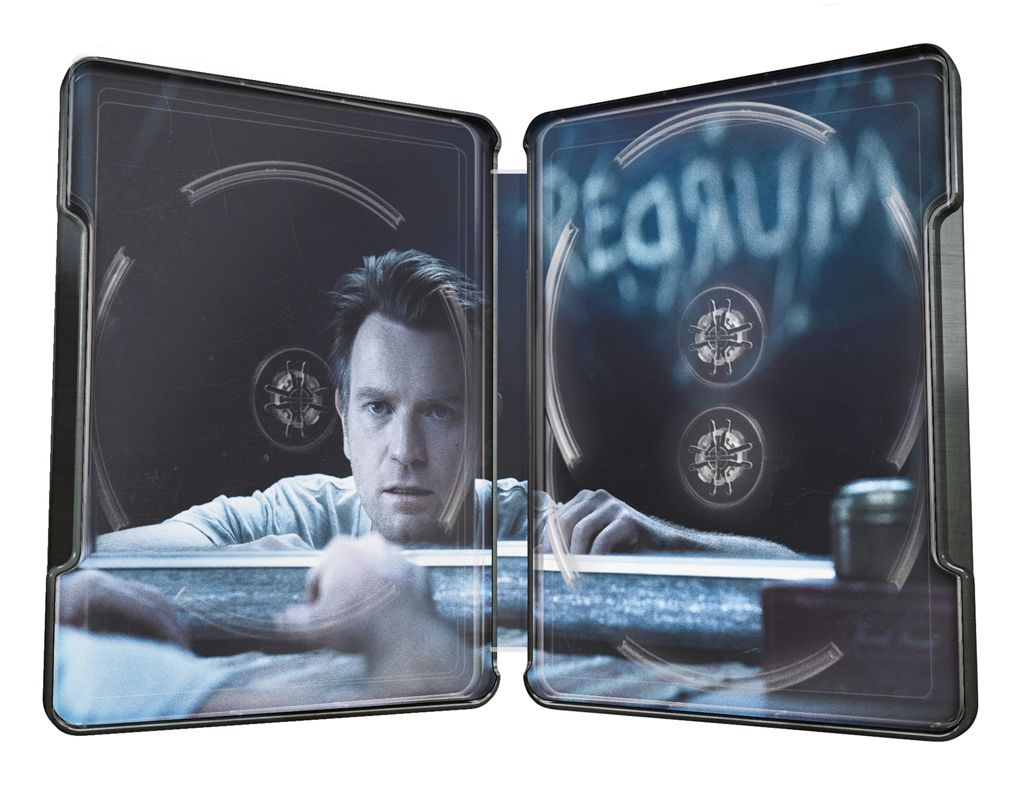 Doctor Sleep (hmv Exclusive) Limited Edition 3-Disc Director's Cut Steelbook - 4
