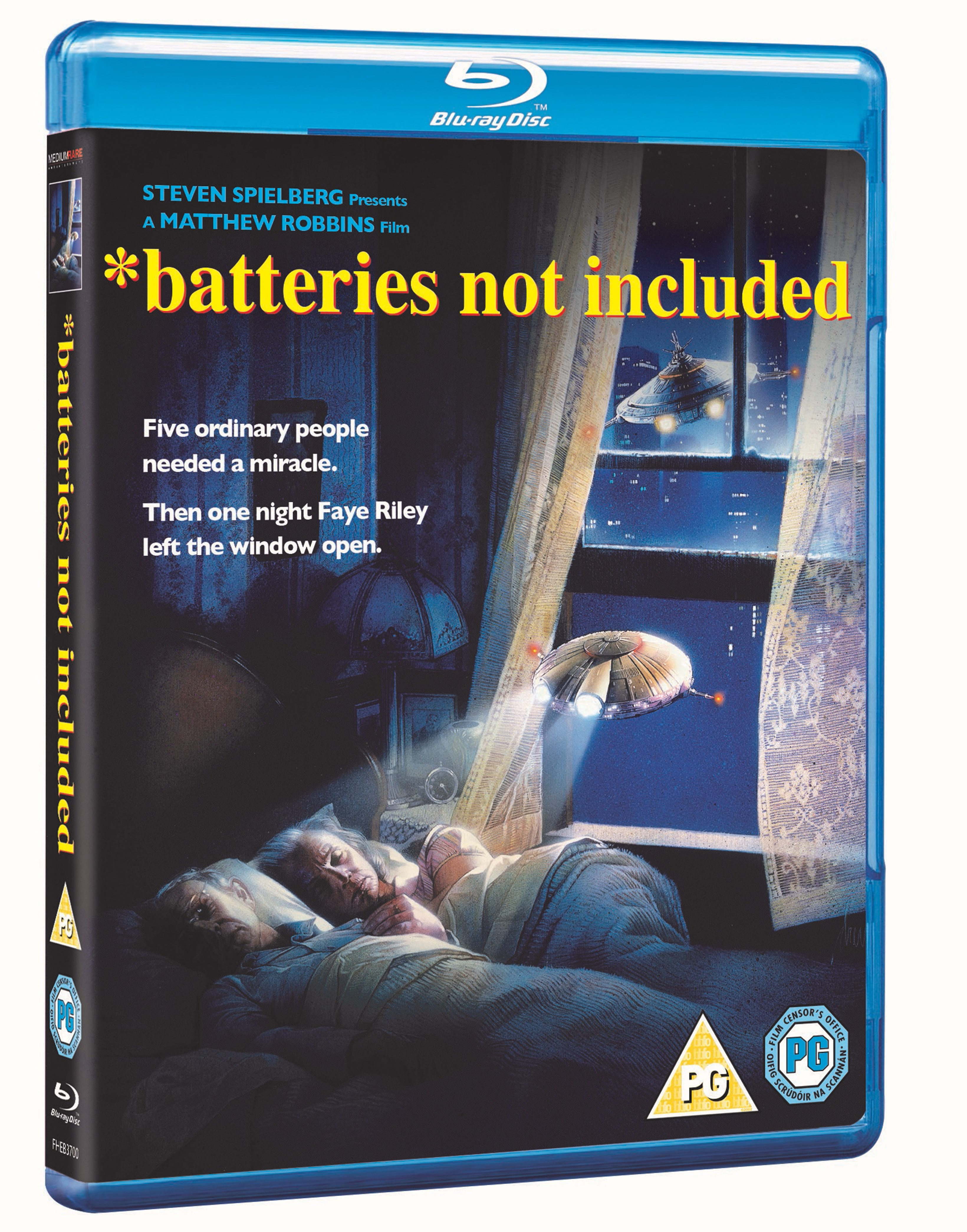 Batteries Not Included - 2