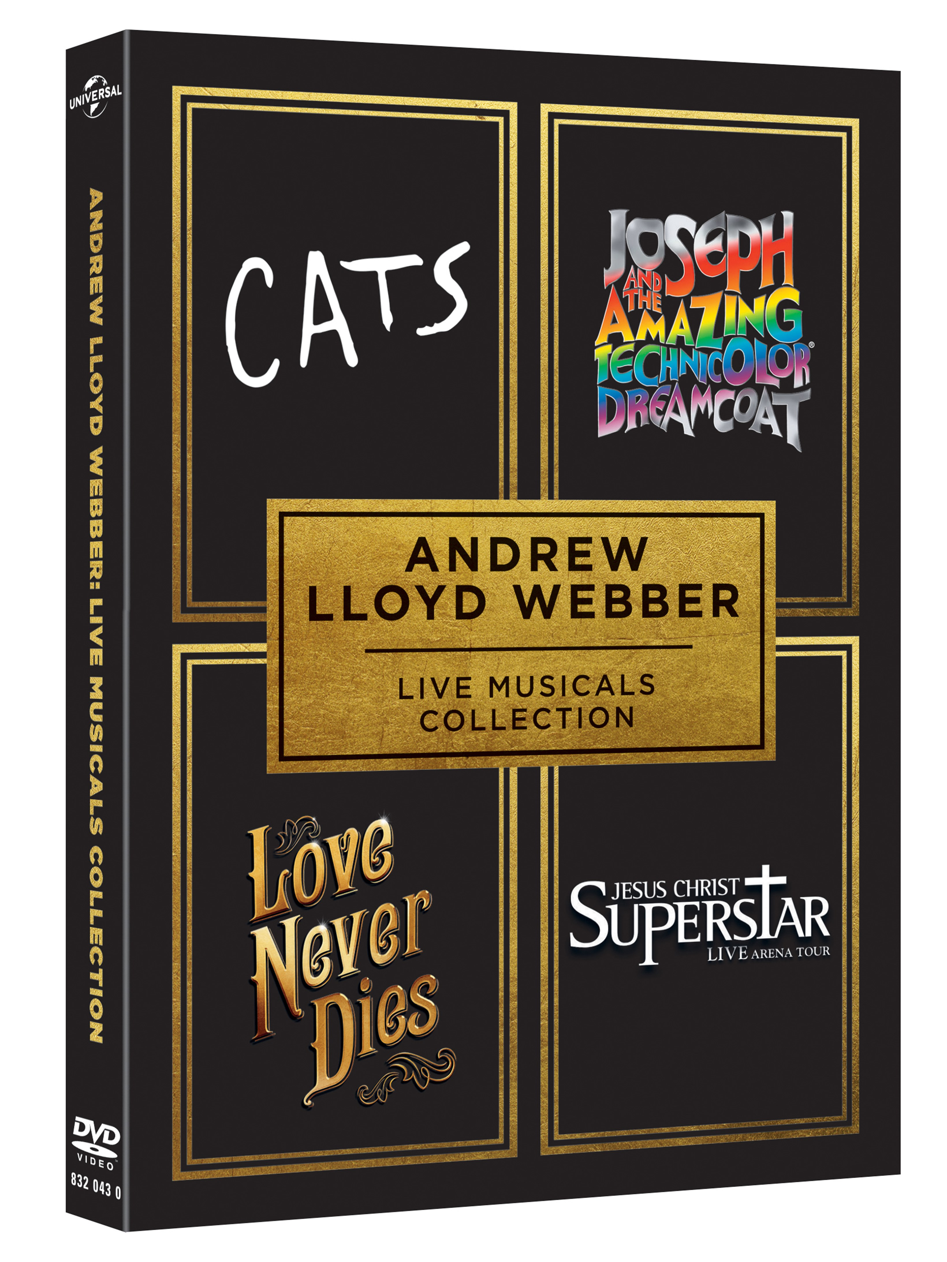 Andrew Lloyd Webber Live Musicals Collection - 2