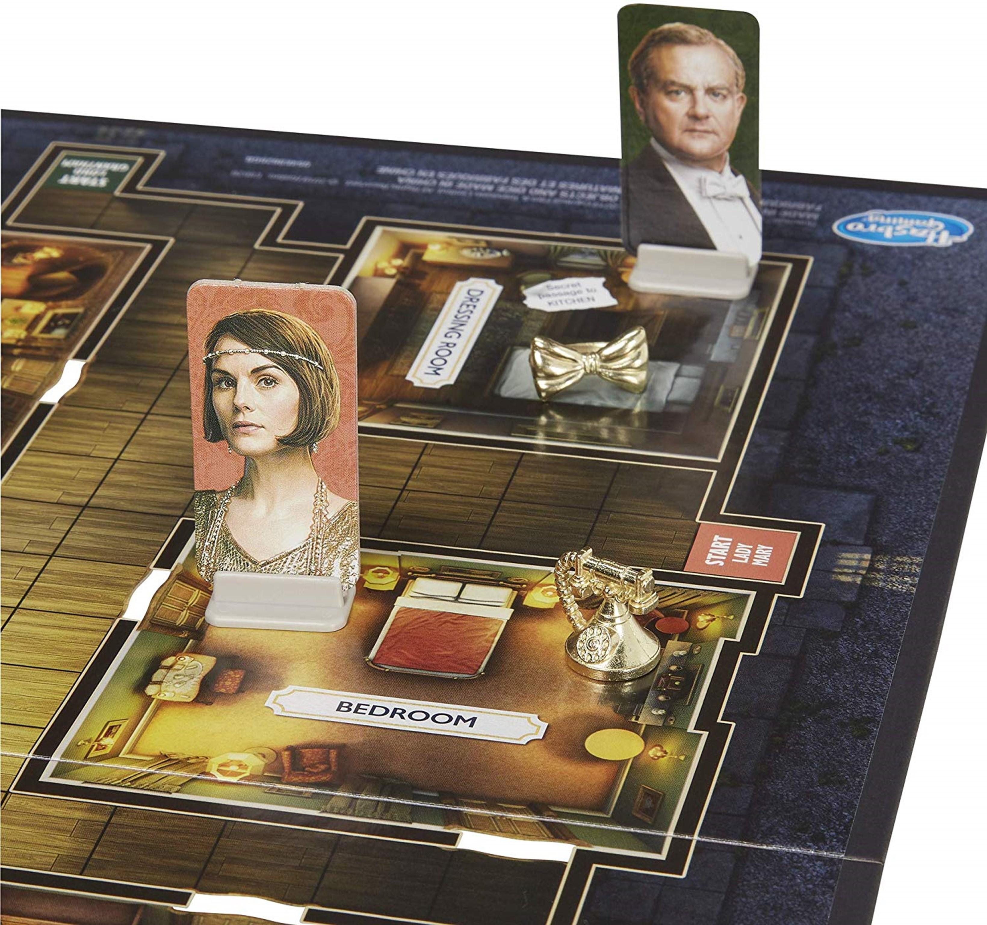 Cluedo: Downton Abbey Edition - 3