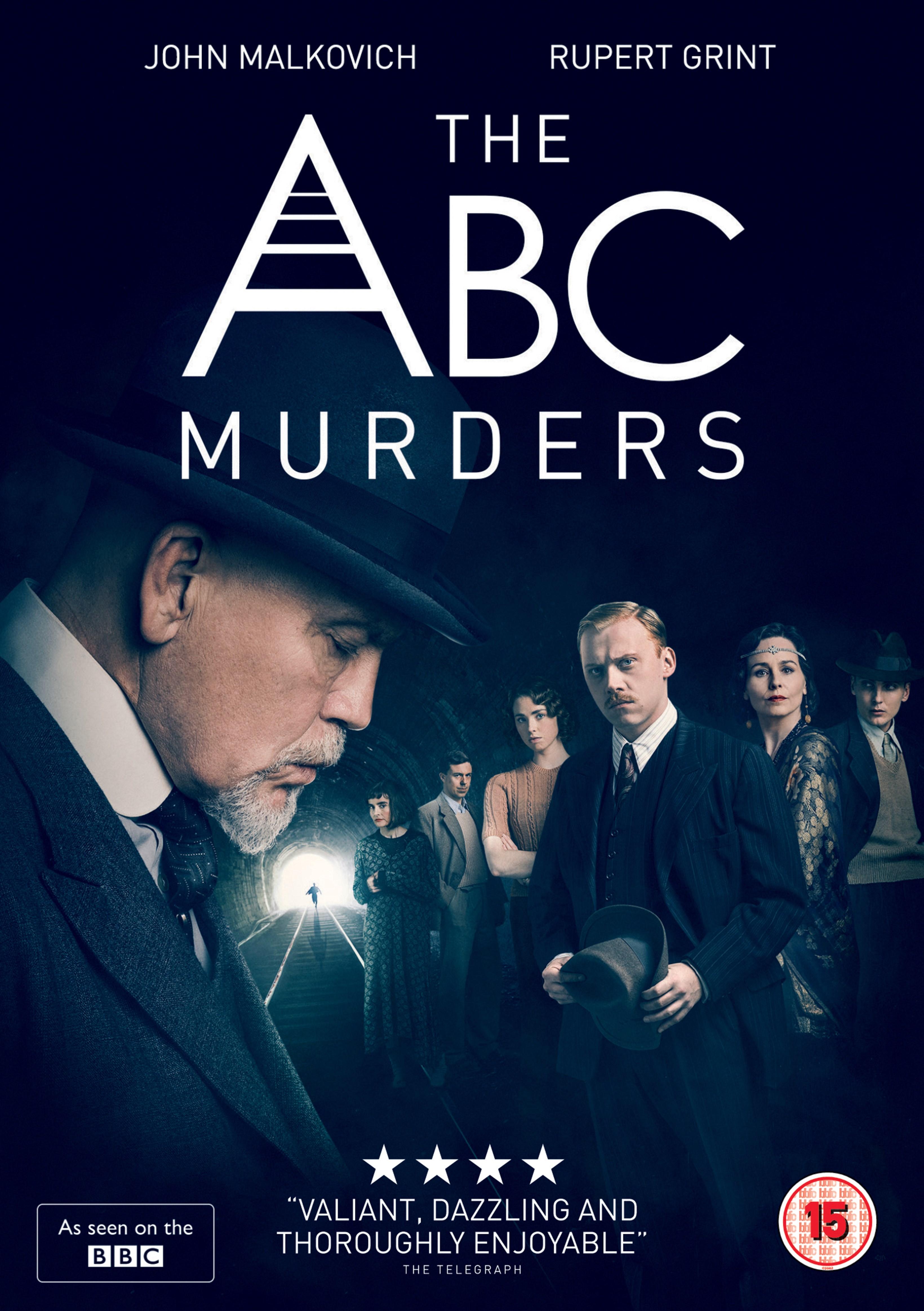 Agatha Christie: The ABC Murders - 1