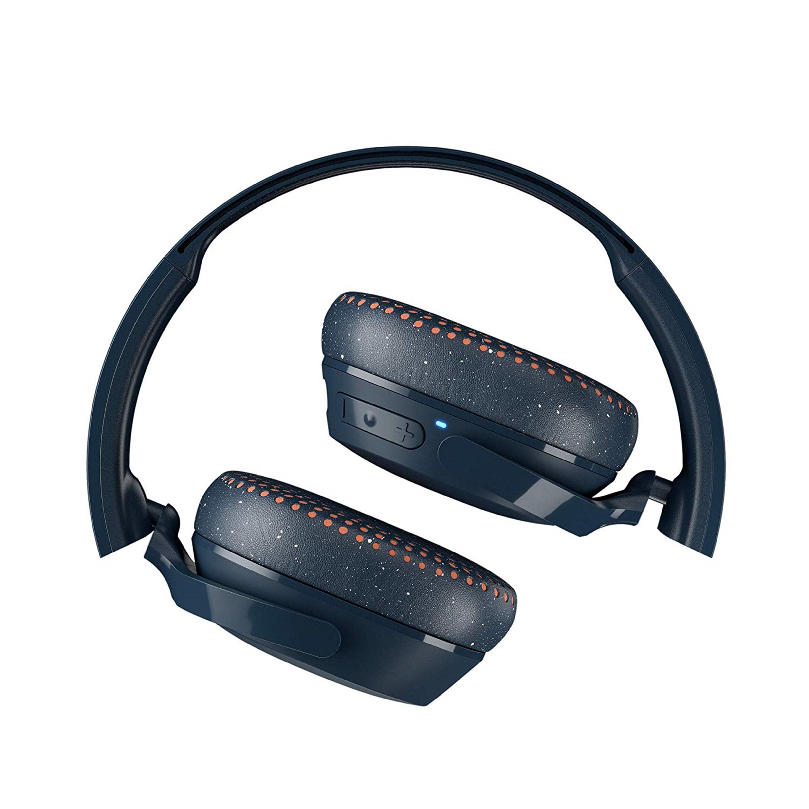 Skullcandy Riff Blue/Speckle/Sunset Bluetooth Headphones - 4