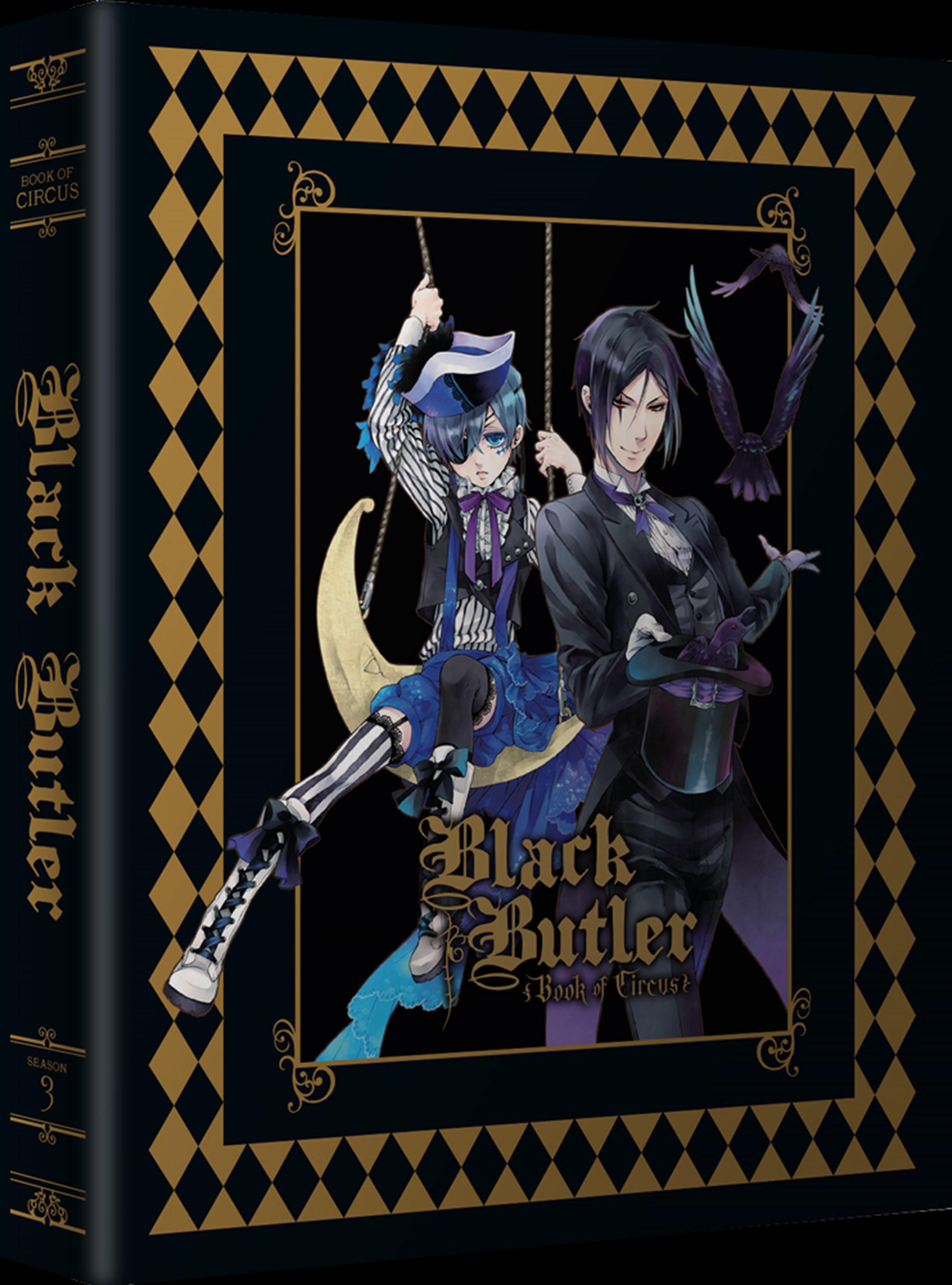 Black Butler: Season 3 - 1