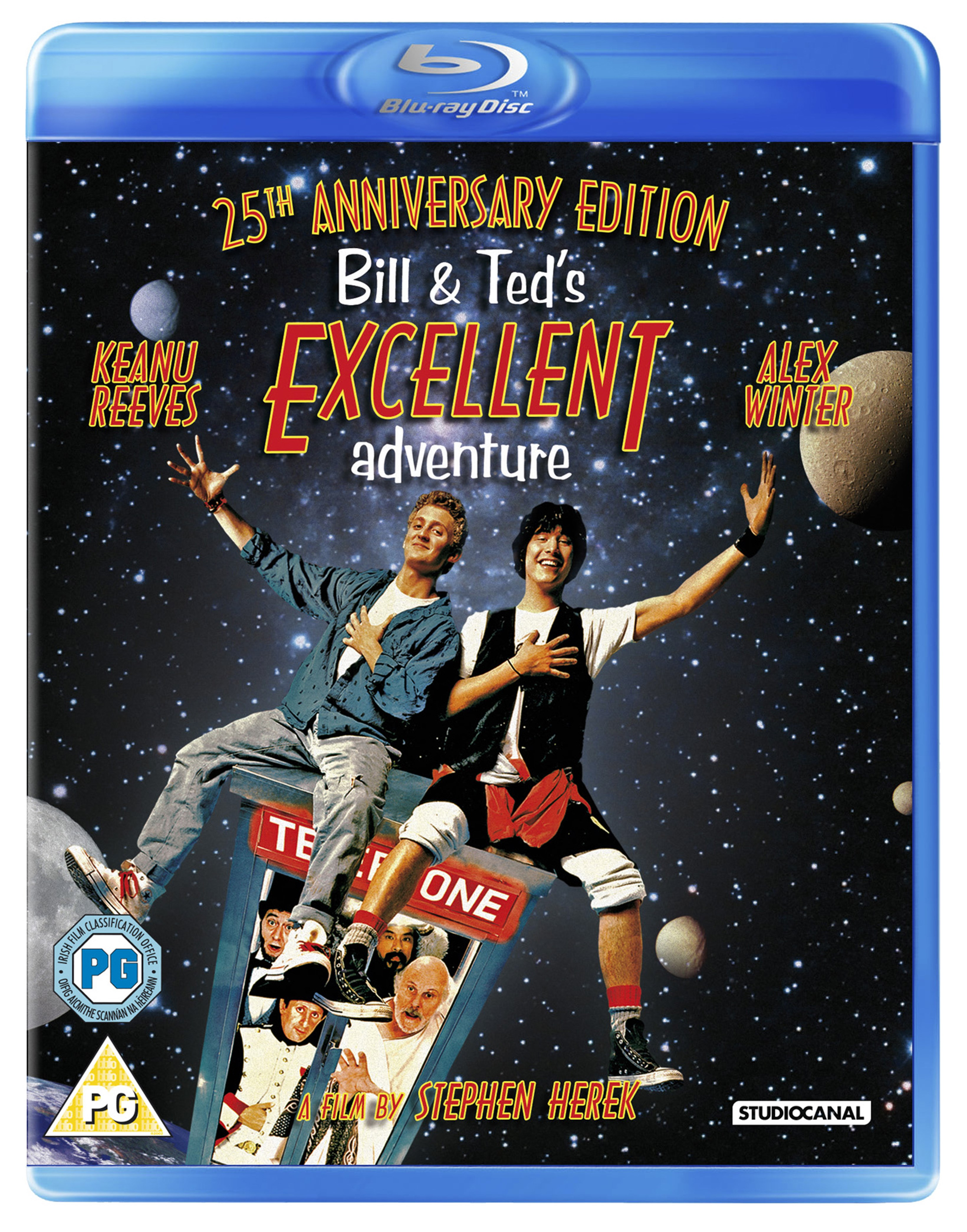 Bill and Ted's Excellent Adventure - 1