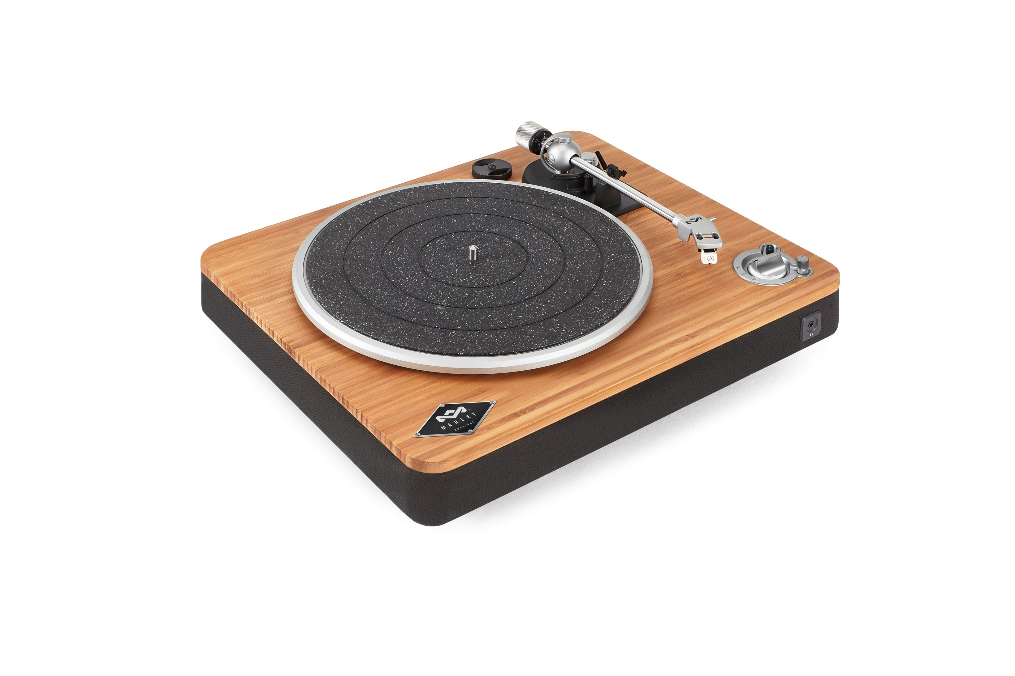 House Of Marley Stir It Up Wireless Bluetooth Turntable - 2