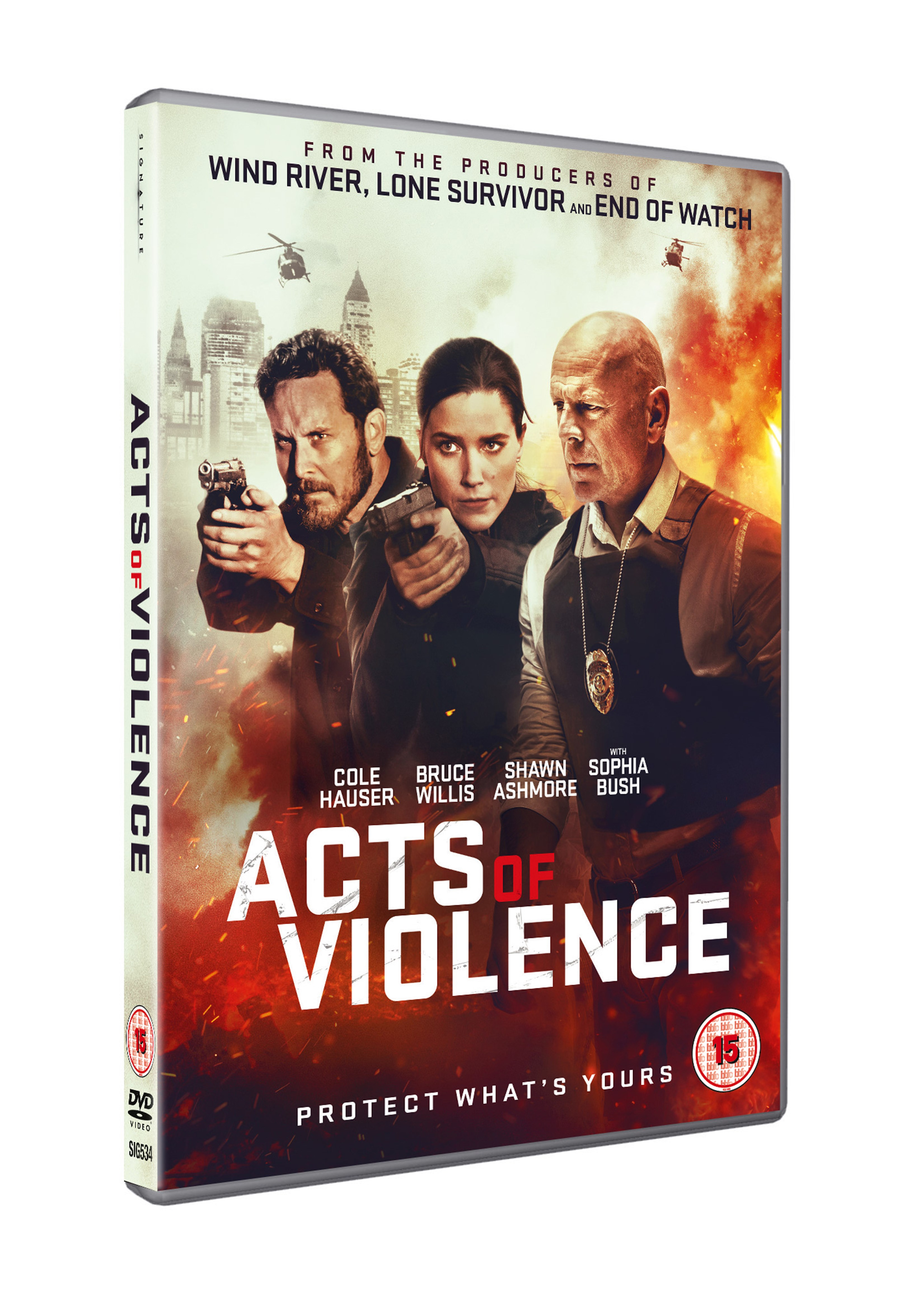 Acts of Violence - 2