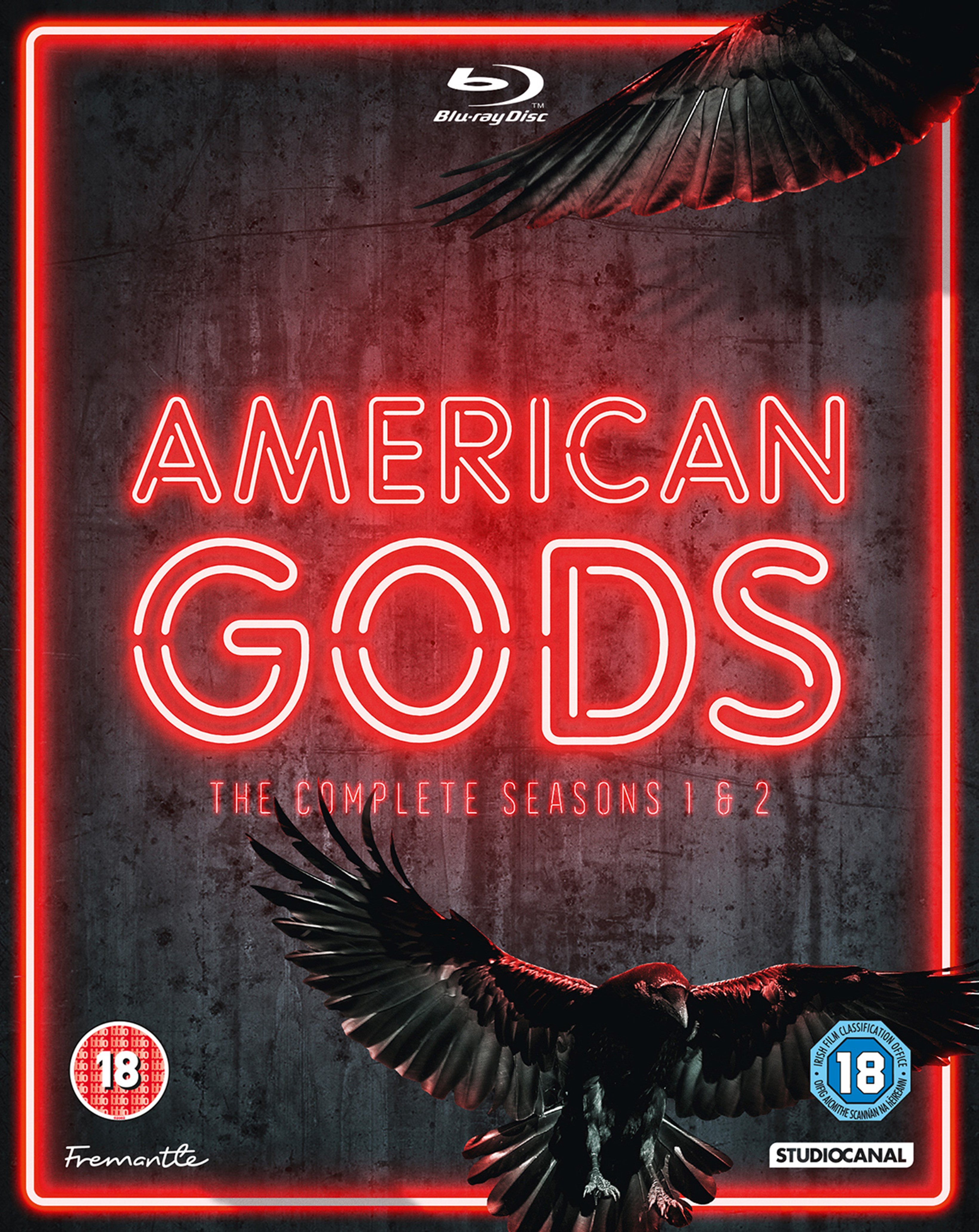 American Gods: The Complete Seasons 1 & 2 - 1