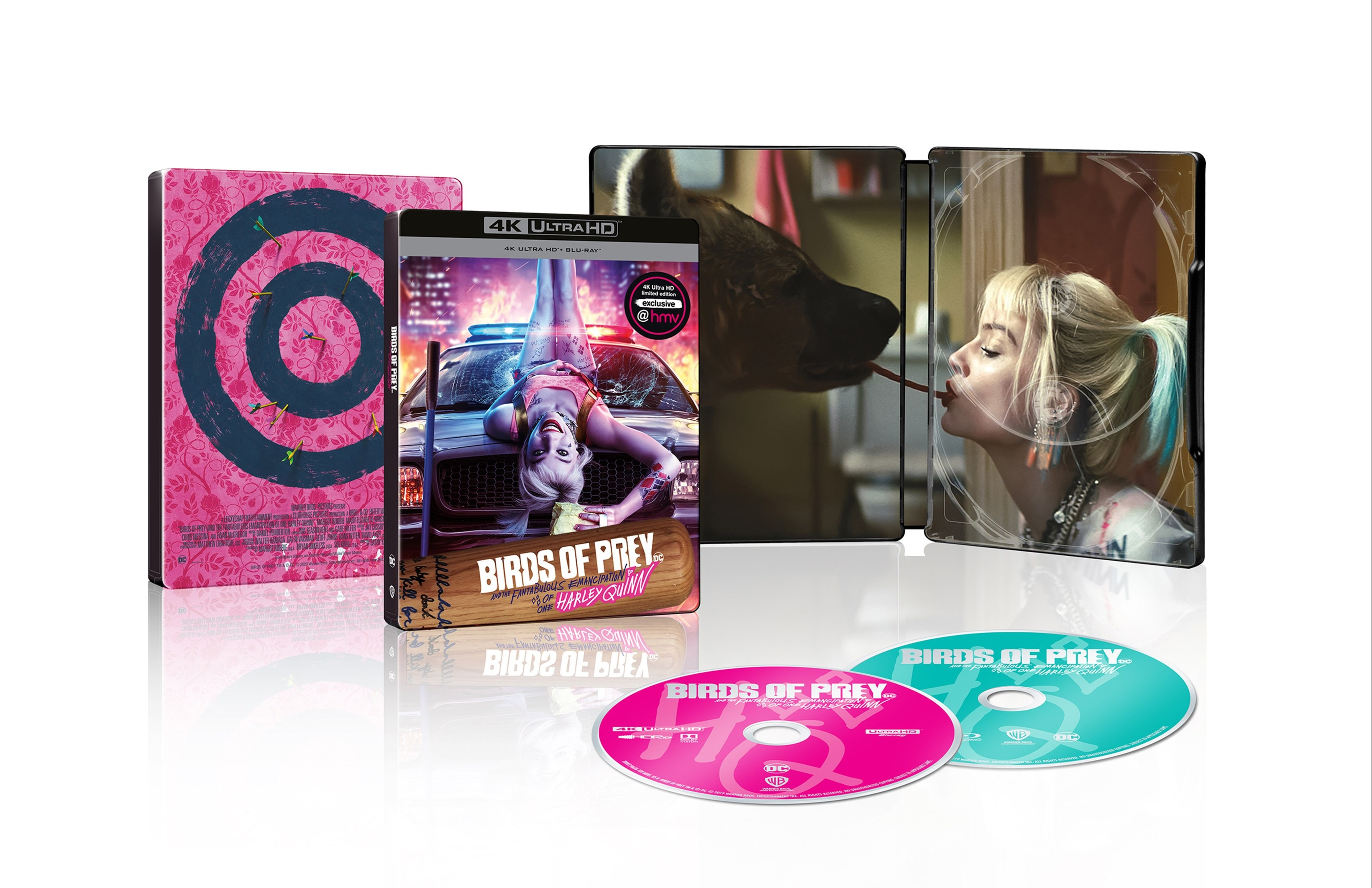 Birds of Prey and The Fantabulous Emancipation of One Harley Quinn (hmv Exclusive) - 1