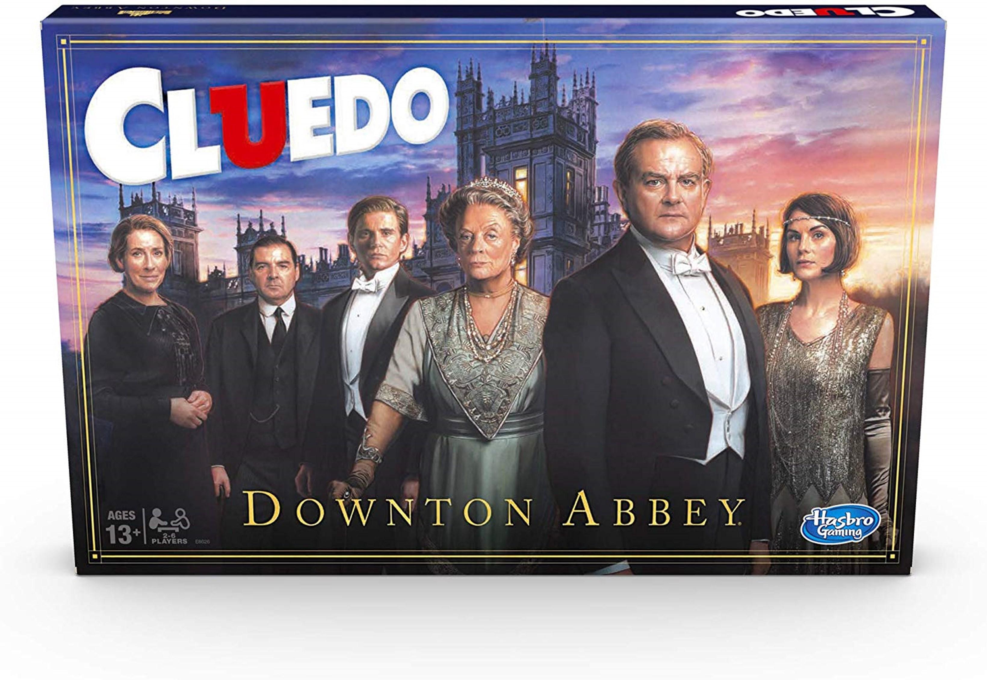 Cluedo: Downton Abbey Edition - 1