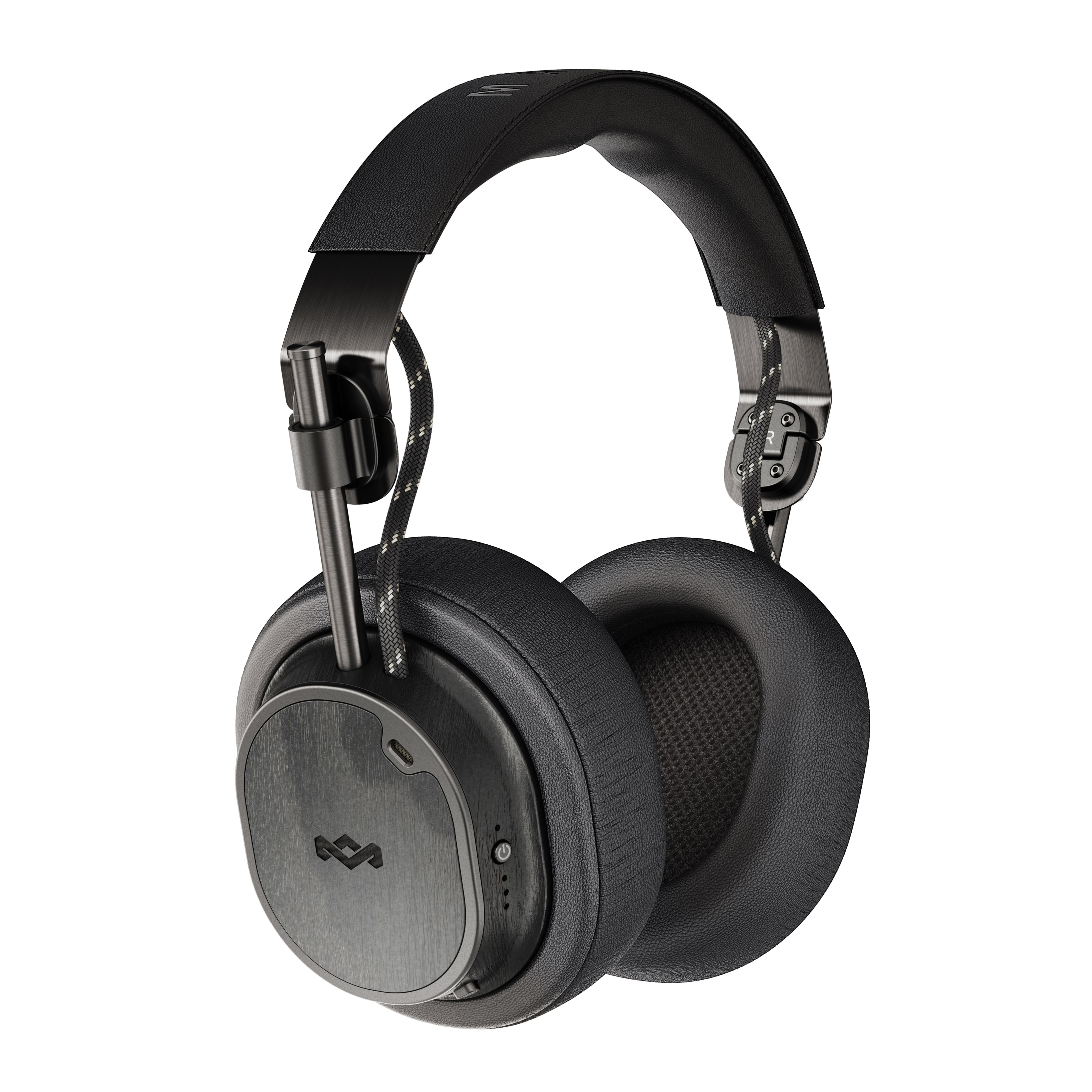 House Of Marley Exodus Bluetooth Active Noise Cancelling Headphones - 1