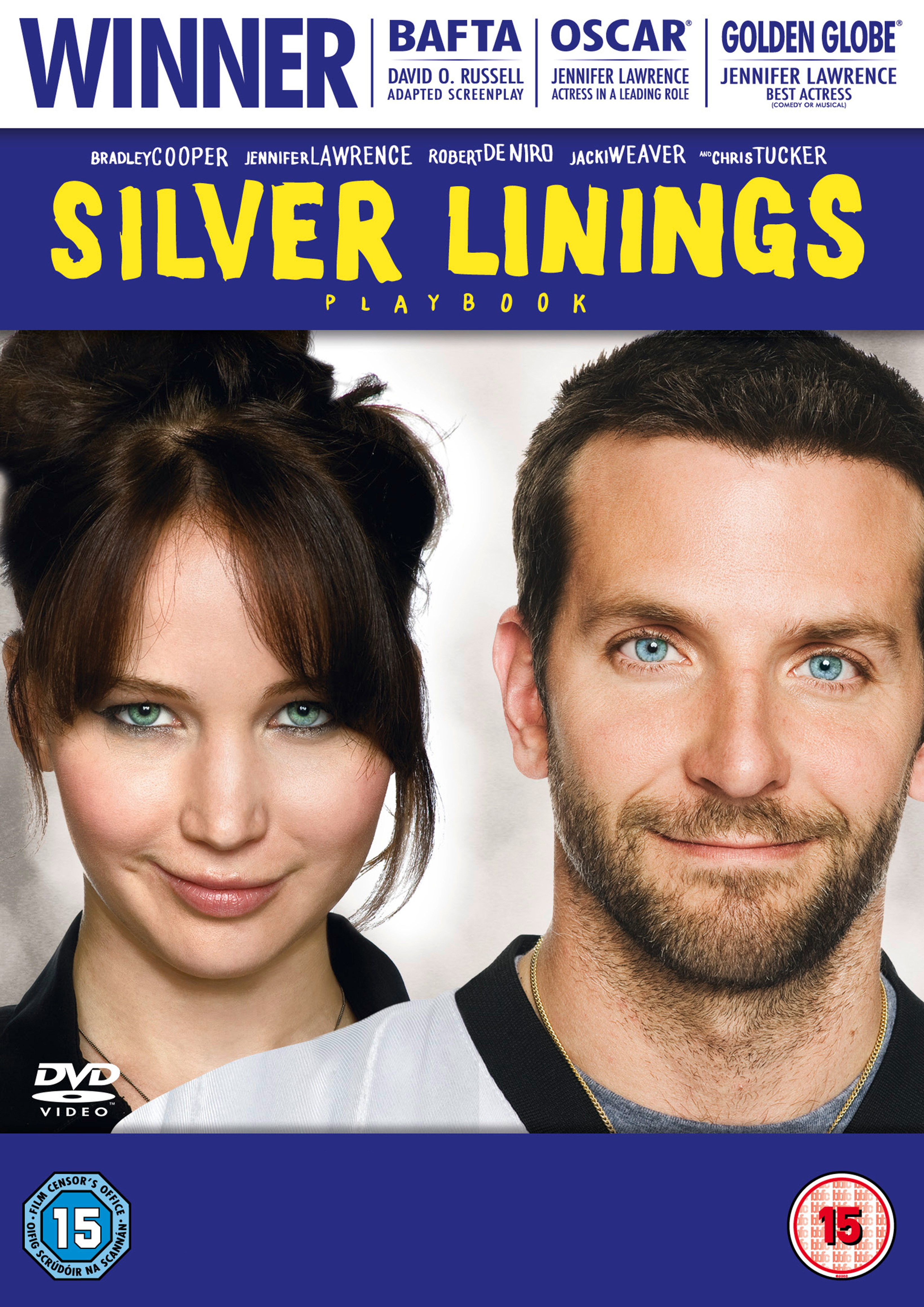 Silver Linings Playbook   DVD   Free shipping over £20