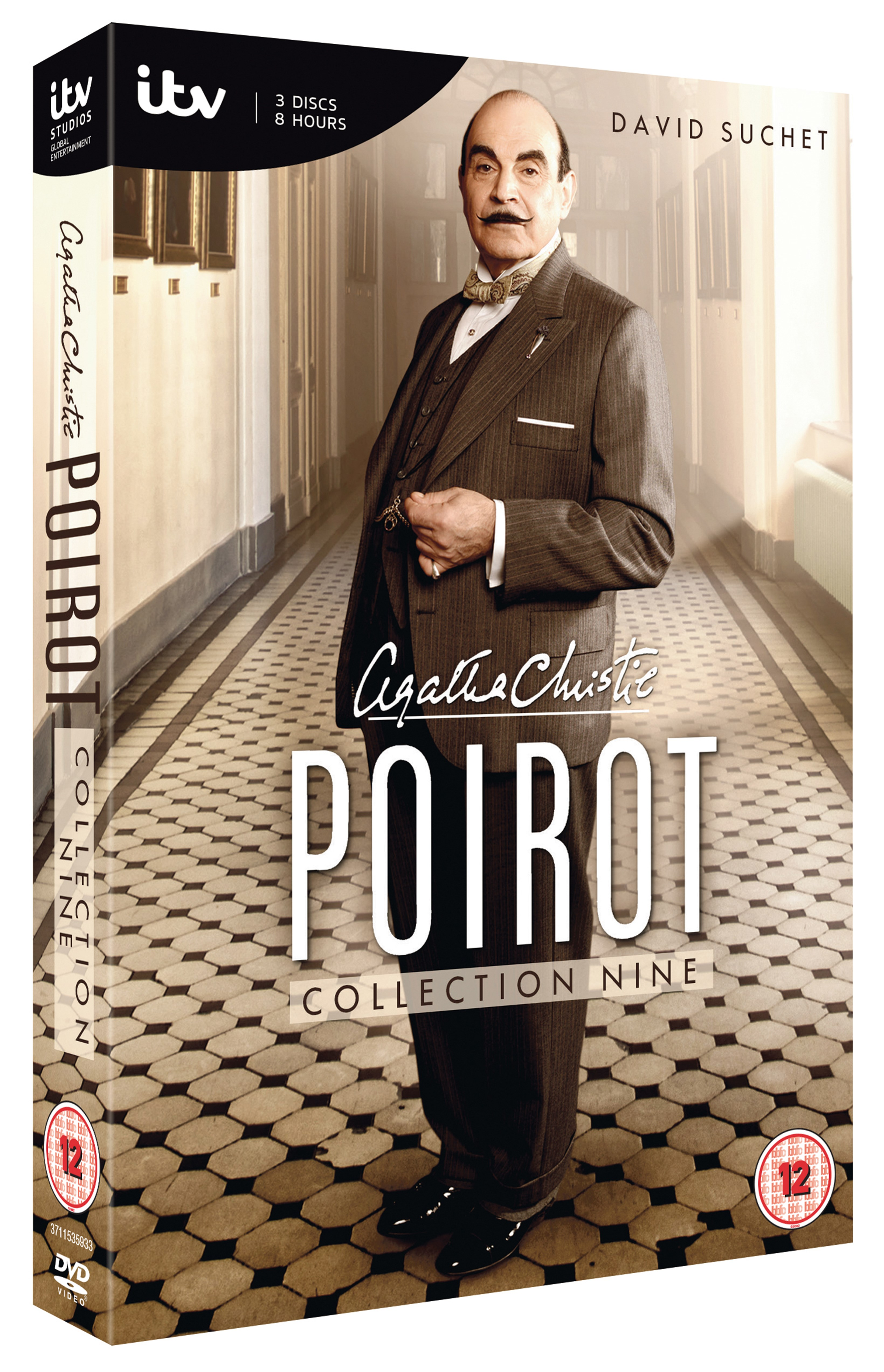 Agatha Christie's Poirot: The Collection 9 - 2