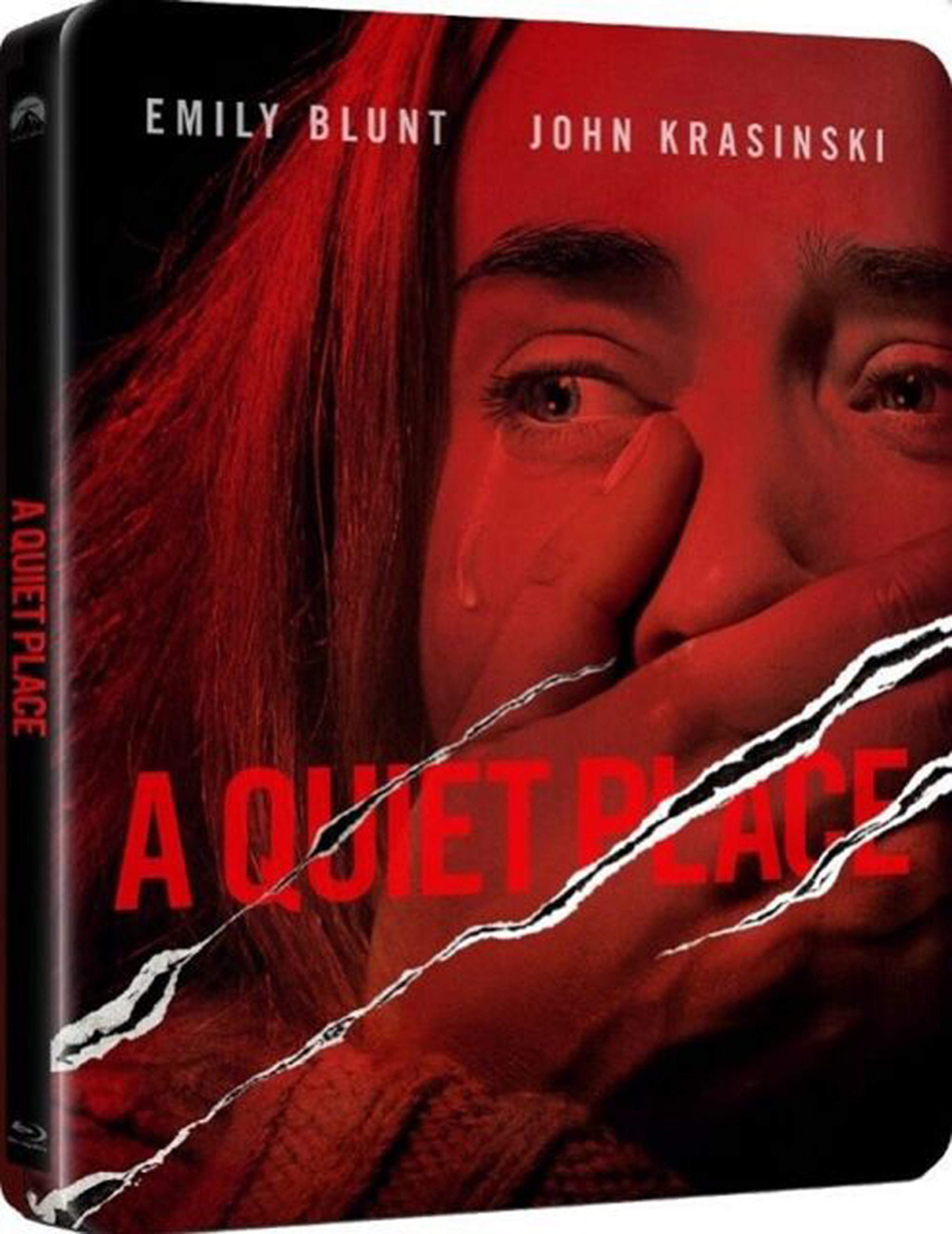A Quiet Place (hmv Exclusive) Limited Edition Steelbook - 1