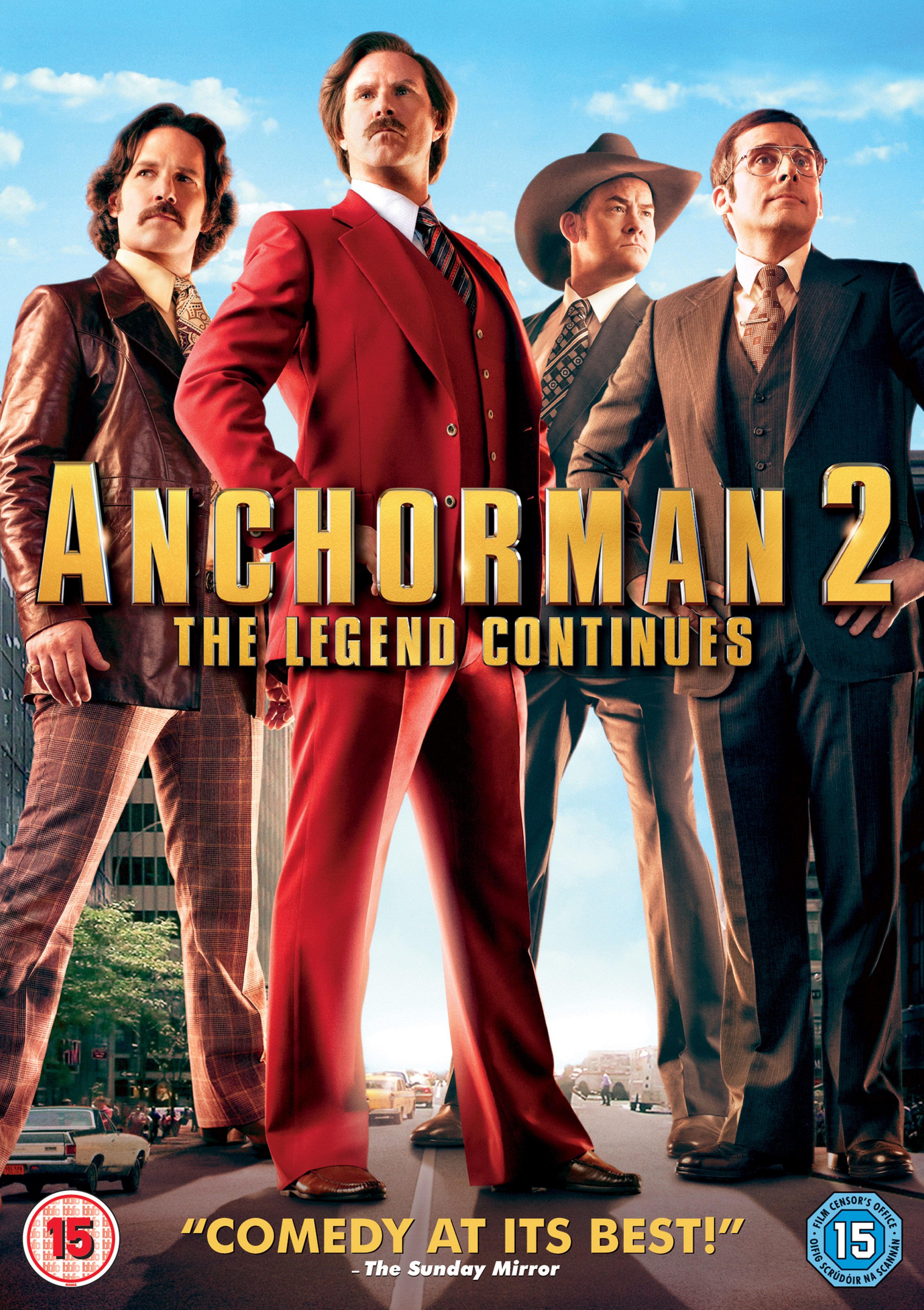 Anchorman 2 - The Legend Continues - 1