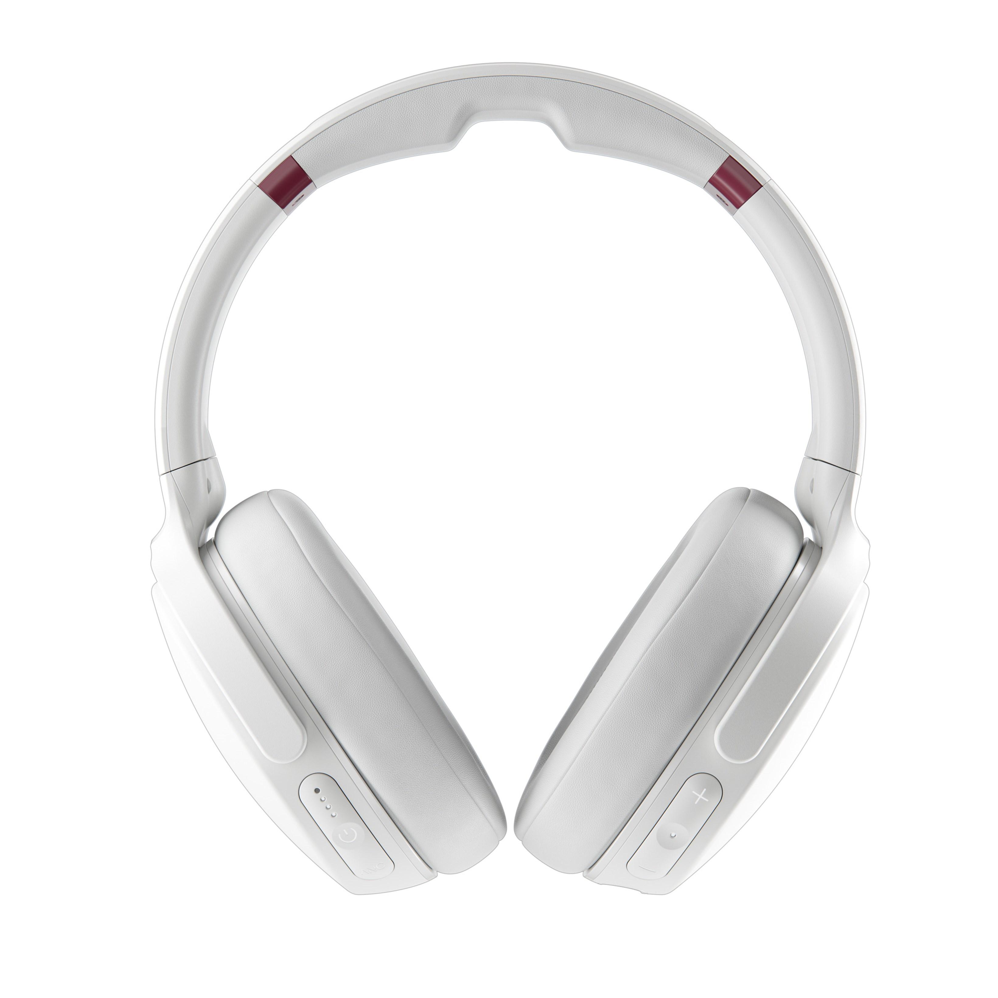 Skullcandy Venue Vice/Grey/Crimson Active Noise Cancelling Bluetooth Headphones - 1