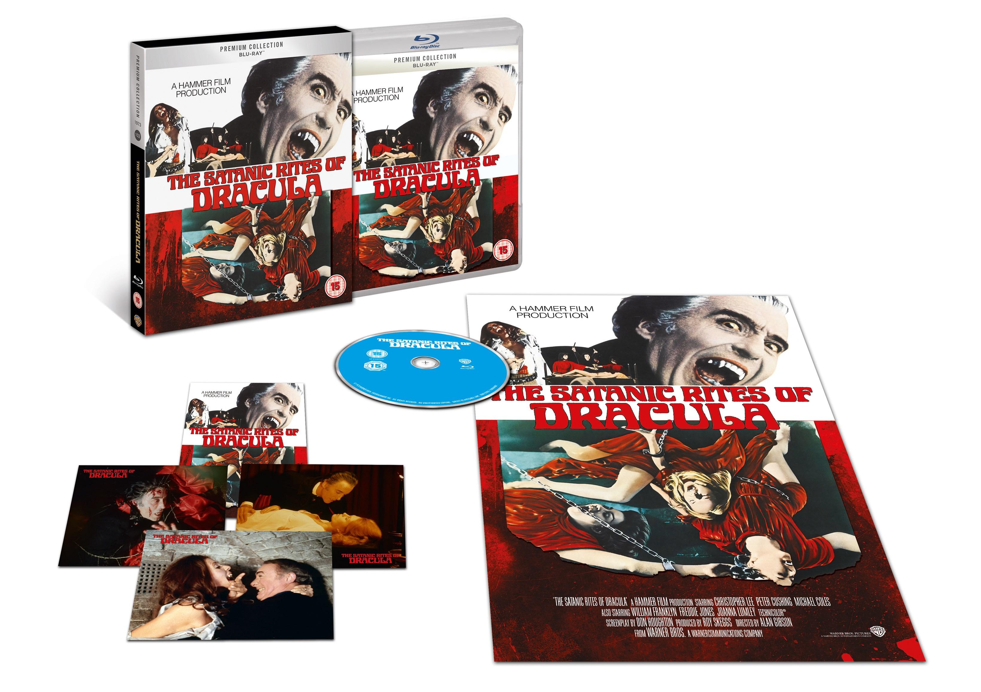 The Satanic Rites of Dracula (hmv Exclusive) - The Premium... - 3