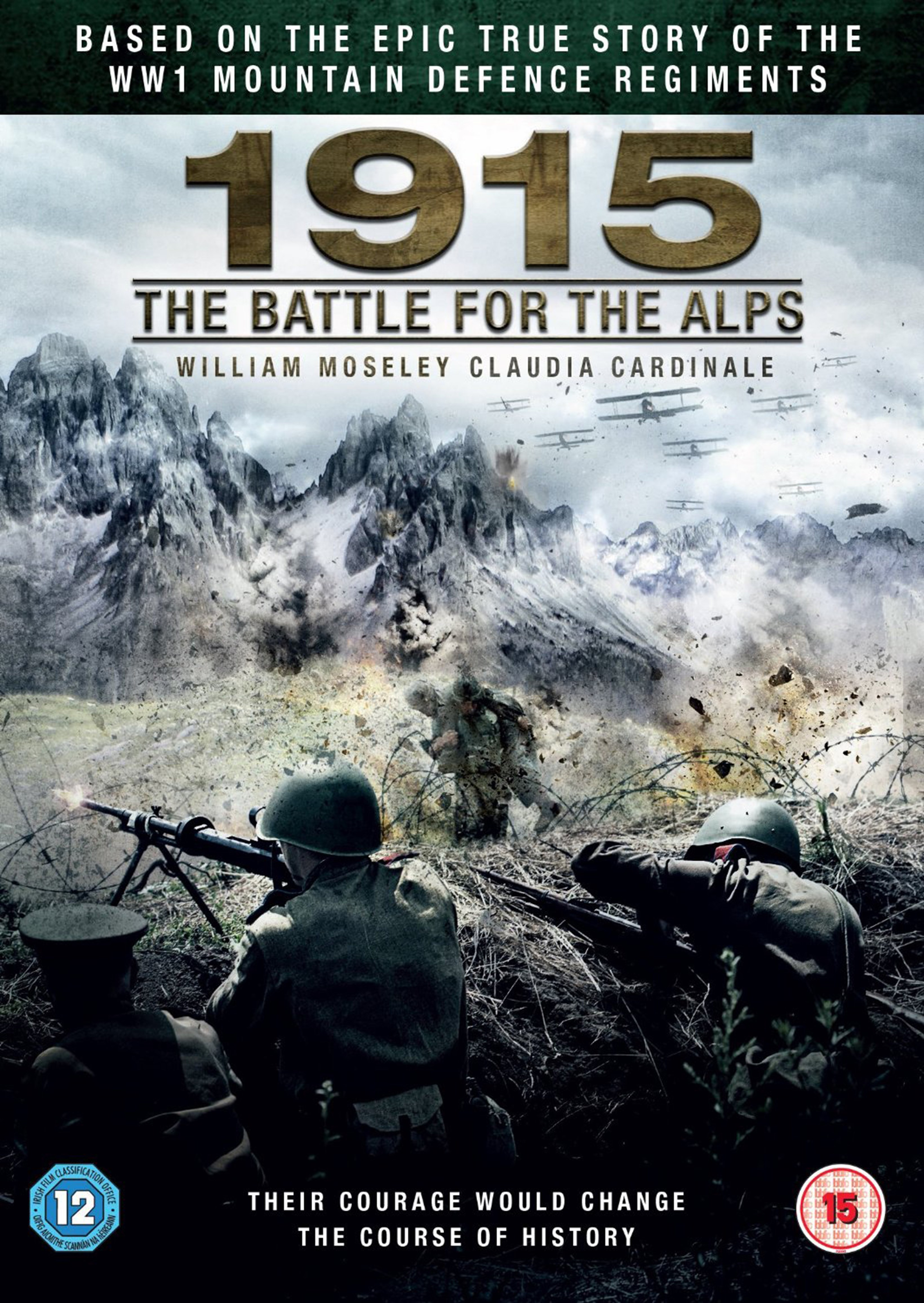 1915 - Battle for the Alps - 1